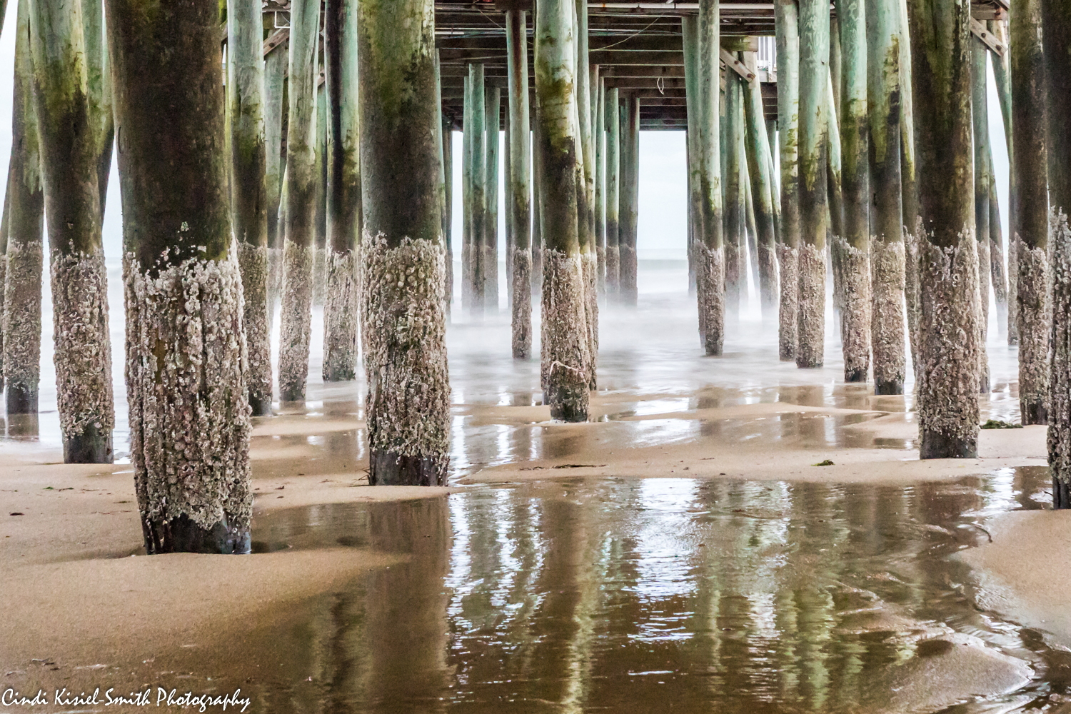 Old Orchard Beach Pier, USA