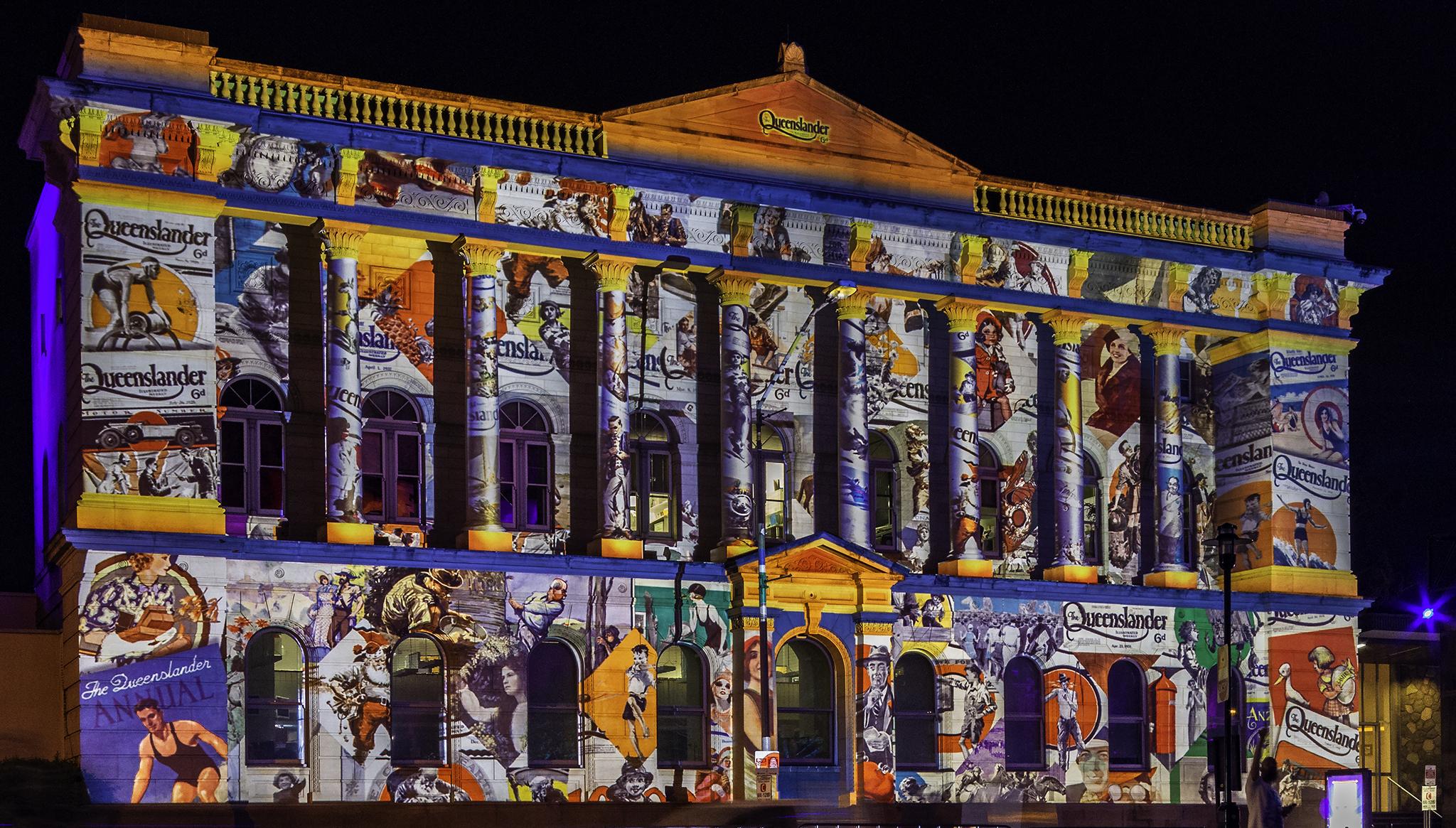 Old State Library, Brisbane, Australia