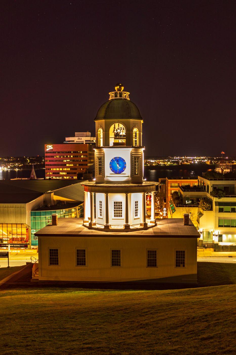 Old Town Clock, Halifax, Nova Scotia, Canada