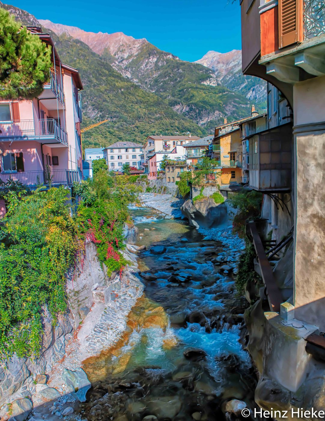 Passerella Lungomera, Italy