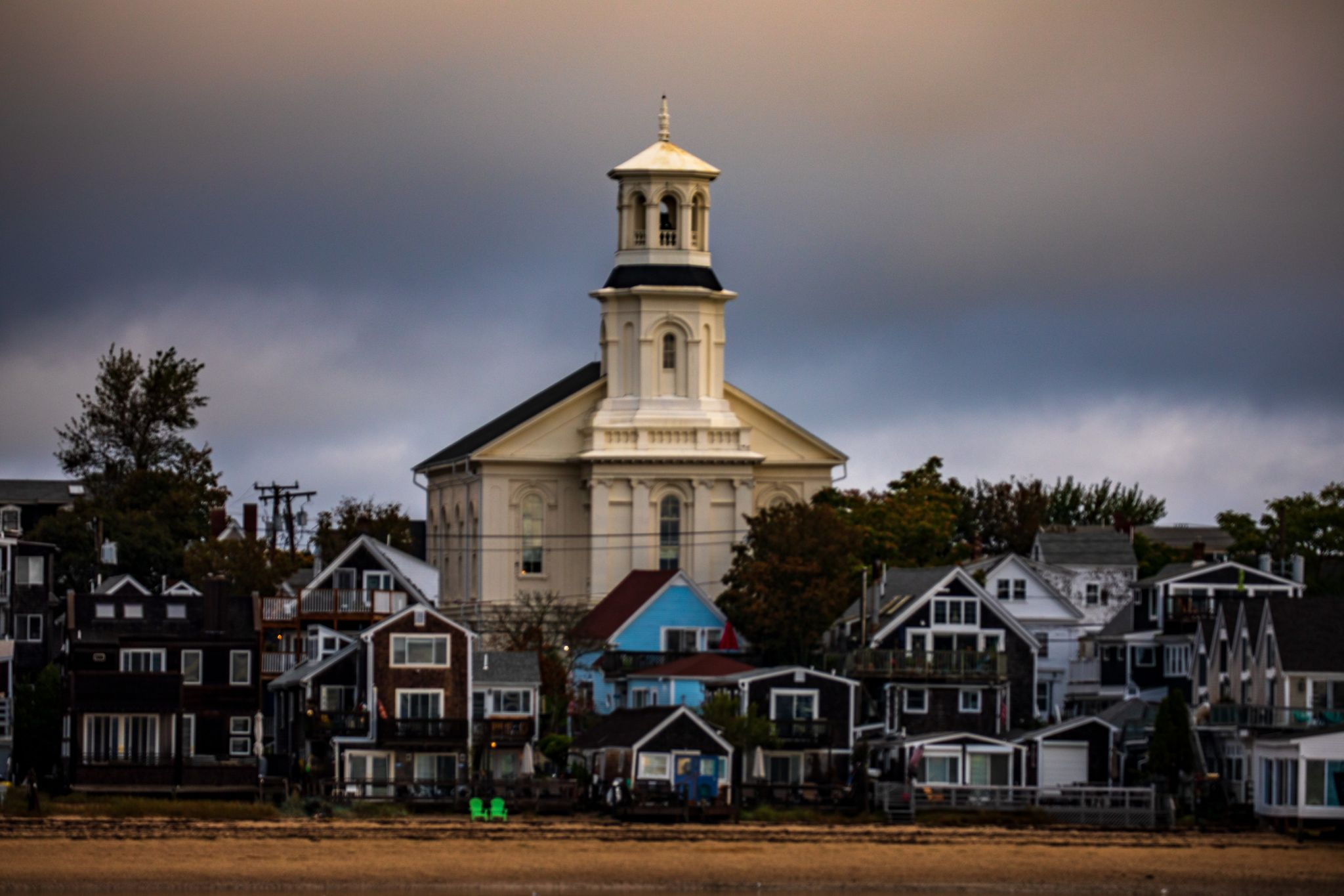 Provincetown Public Library Cape Cod, USA