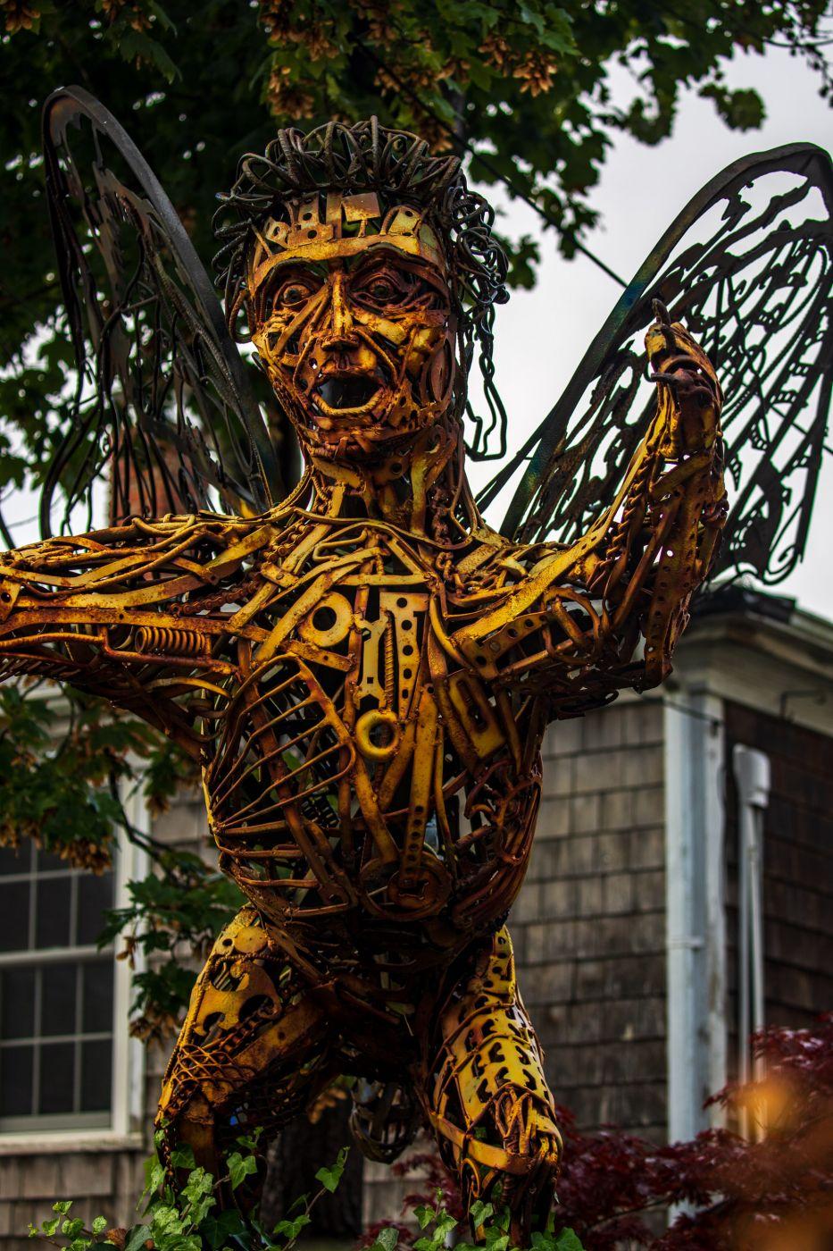 Provincetown Sculpture Center St Cape Cod, USA