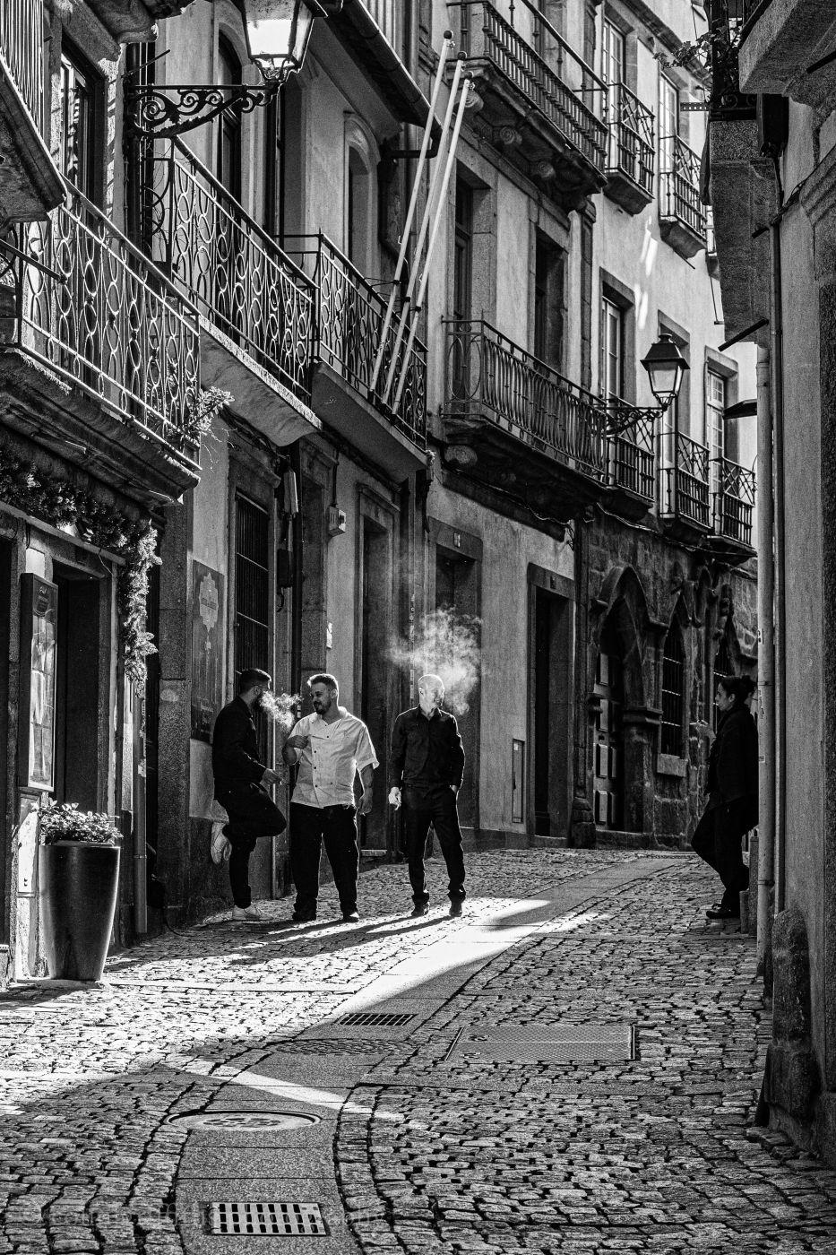 street scene, Portugal