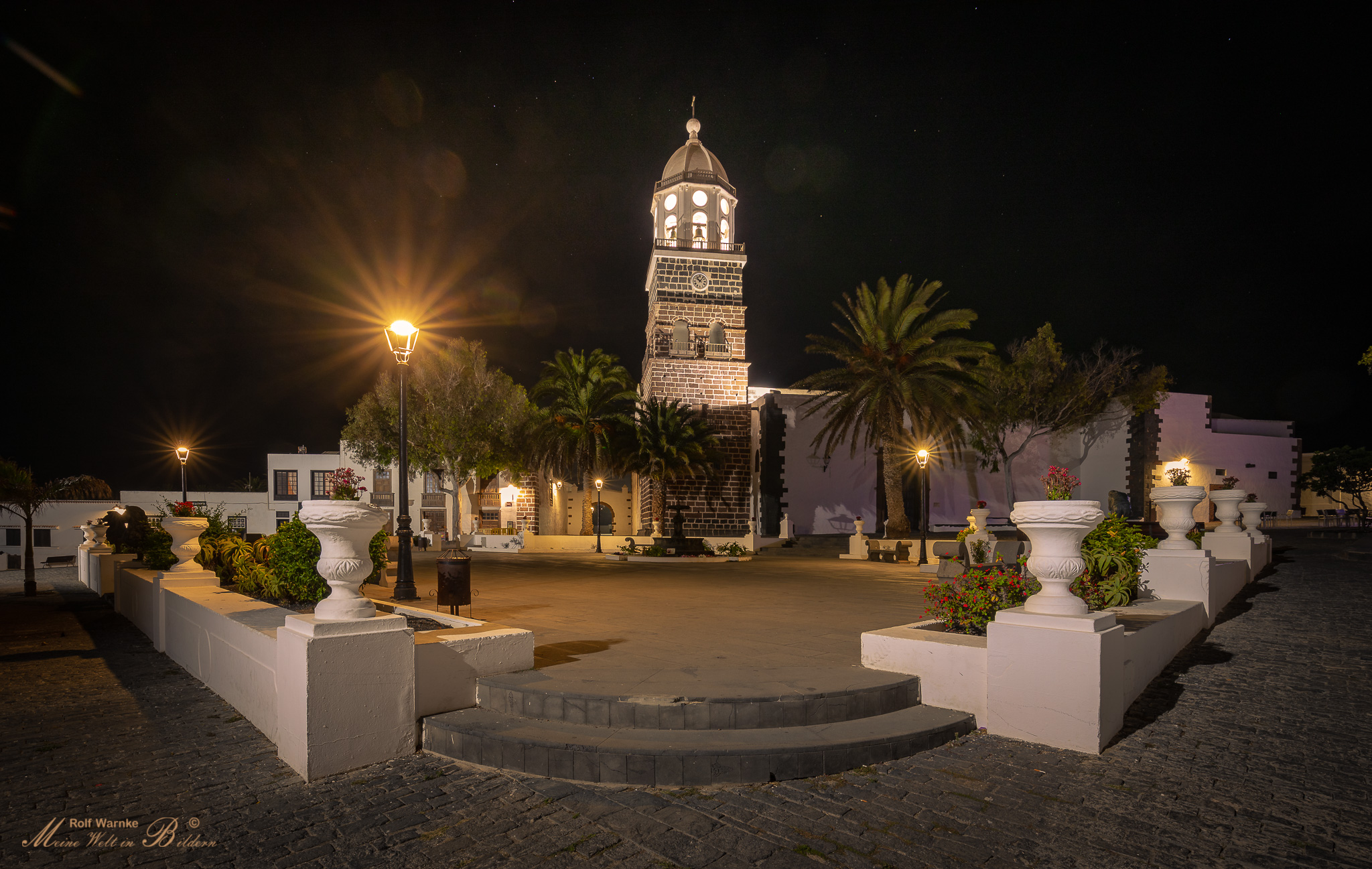 Teguise Marked, Spain