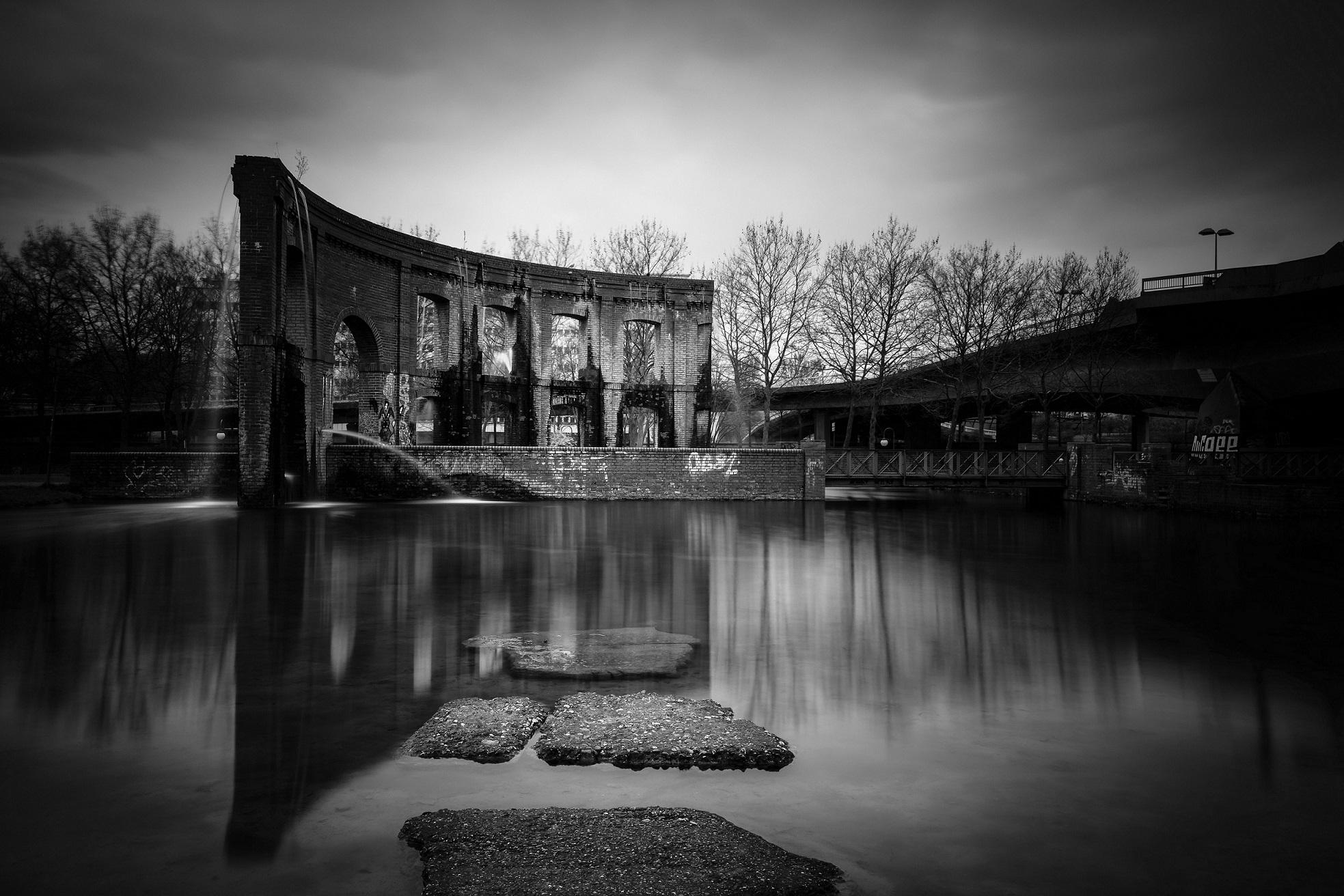 The ruin, Germany