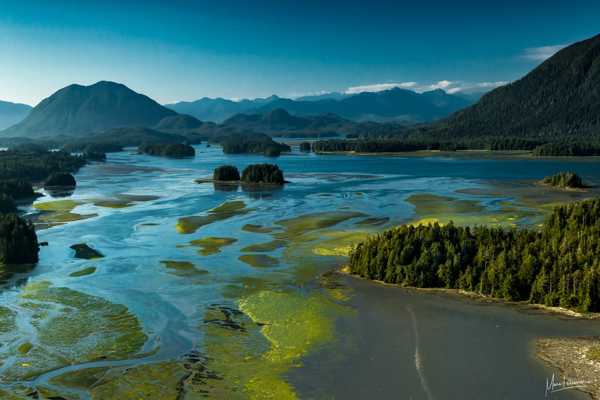Tofino water lines, Canada