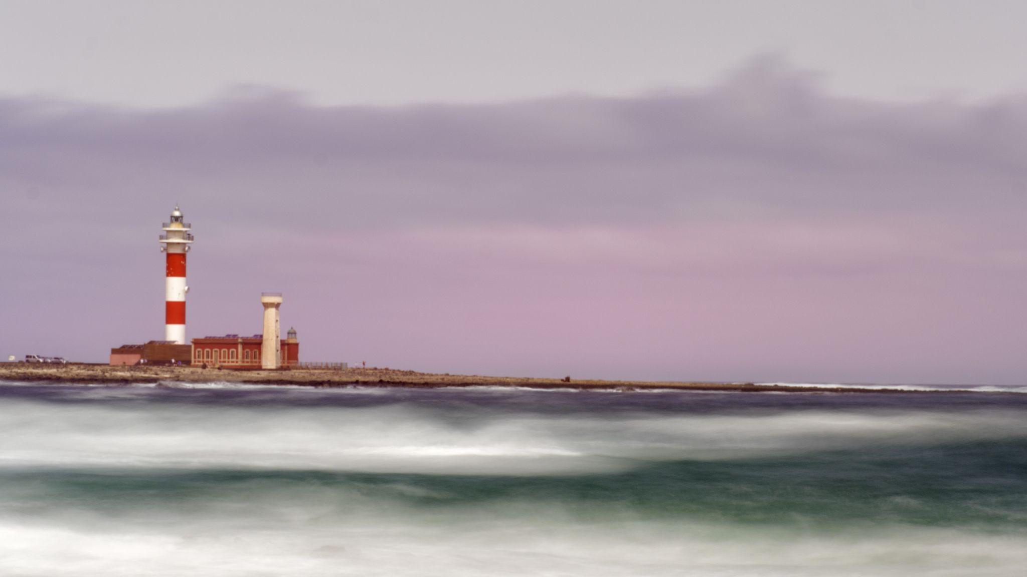 Toston Lighthouse, Spain