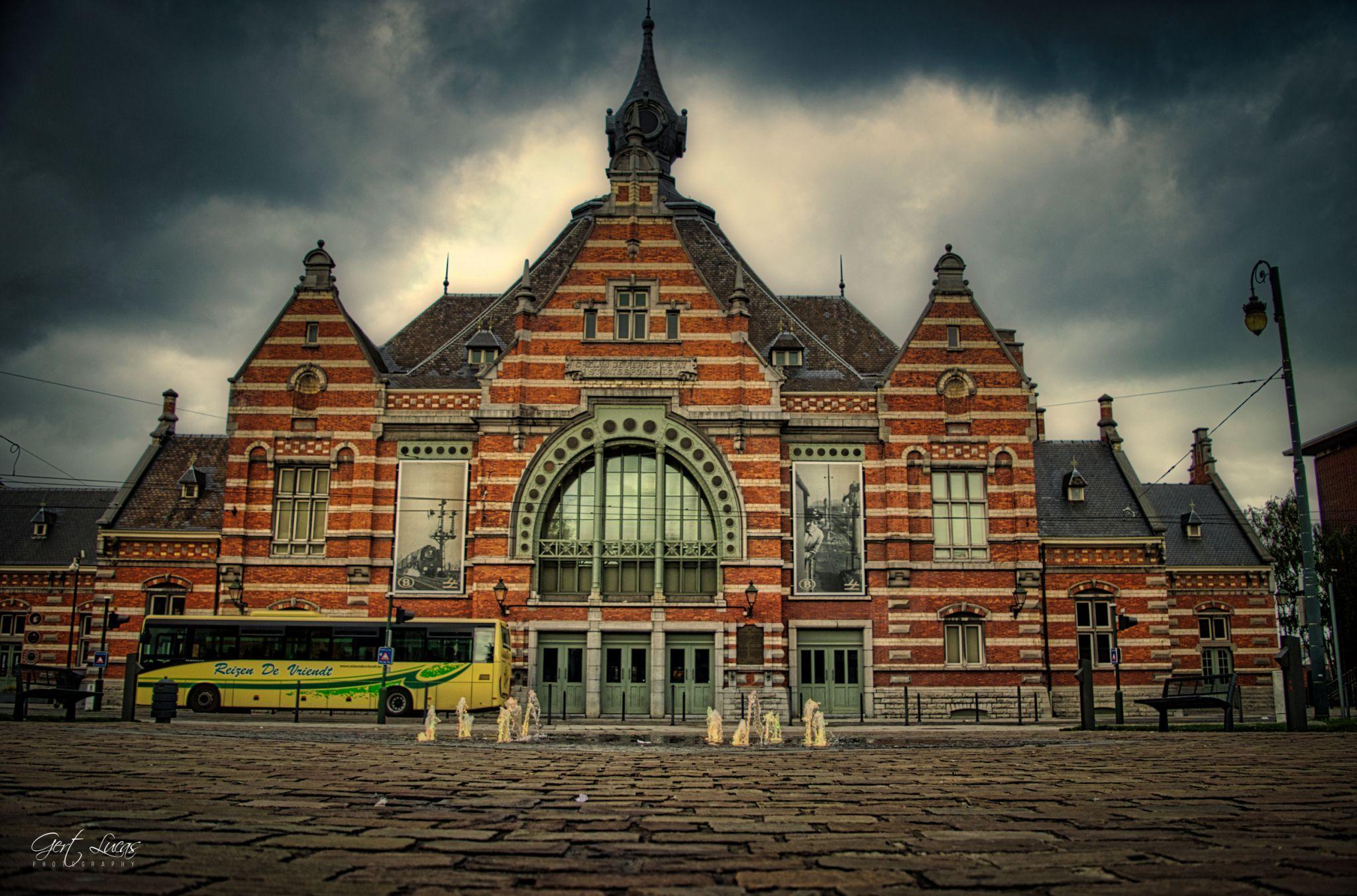 Trainworld - old station, Belgium