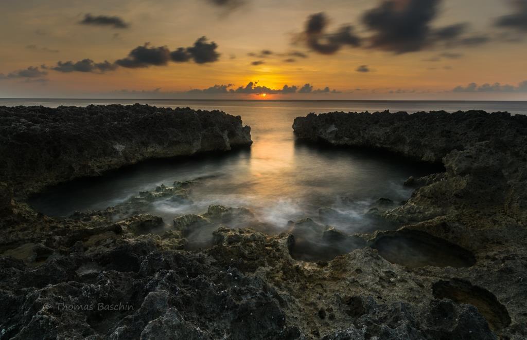 Turtle Center Sunset, Cayman Islands