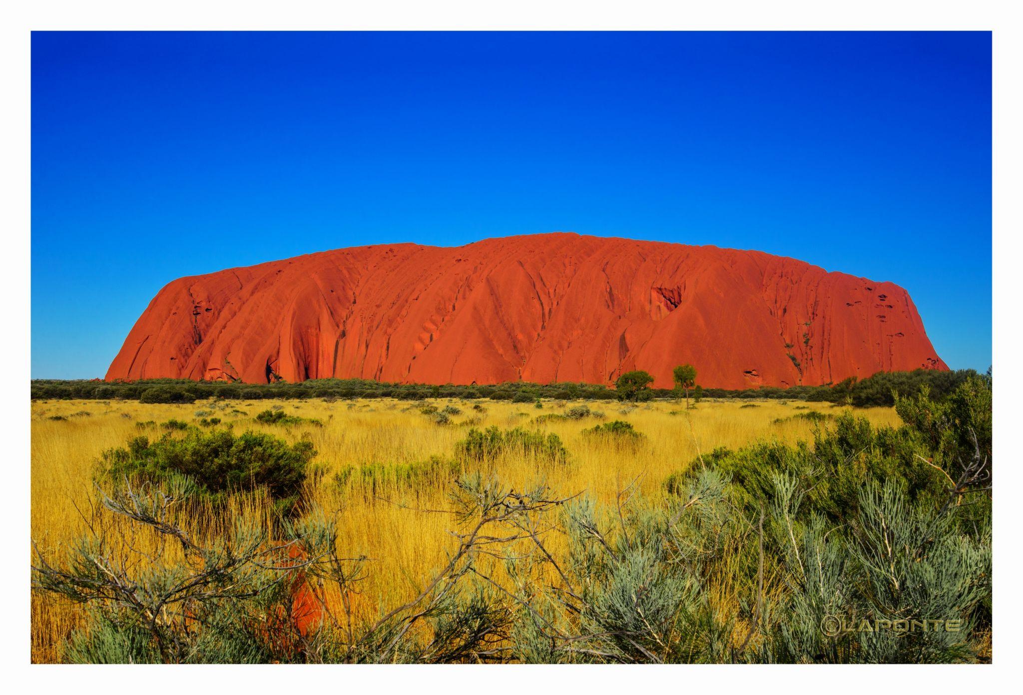 Uluru (aka Ayers Rock) Northern Terrytory, Australia, Australia