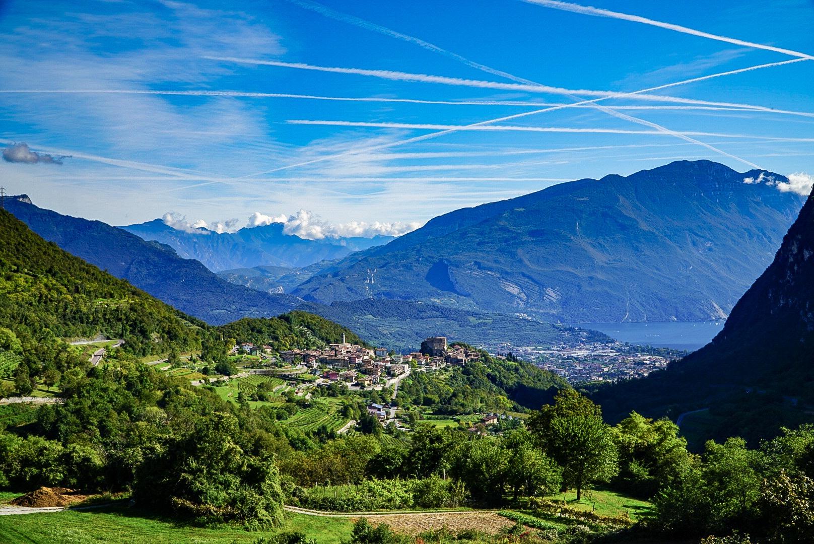 Ville del Monte, Italy