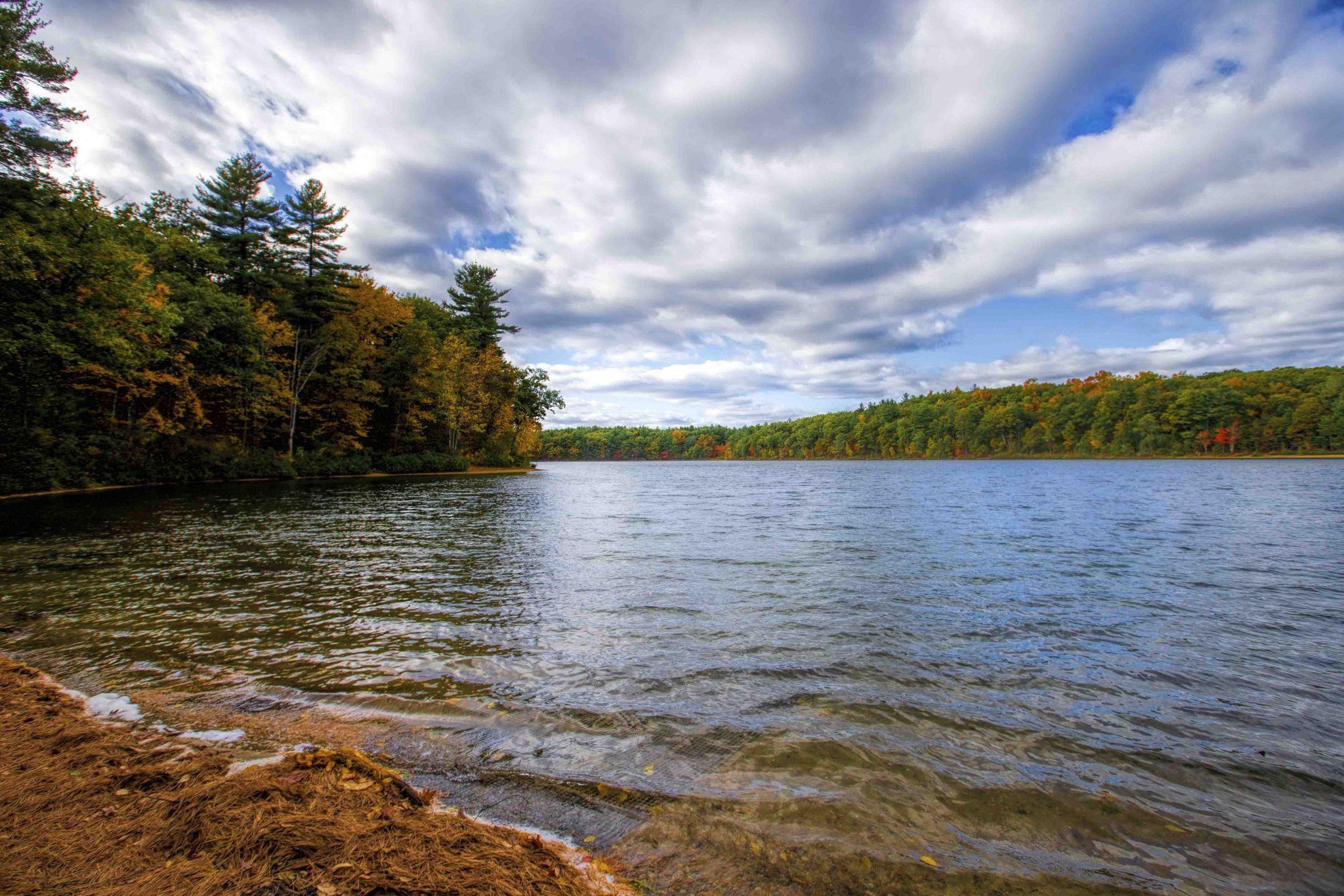 Walden Pond, USA