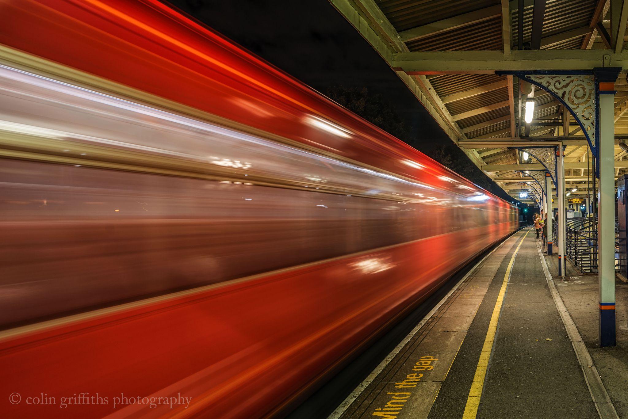 Wandsworth train station, United Kingdom