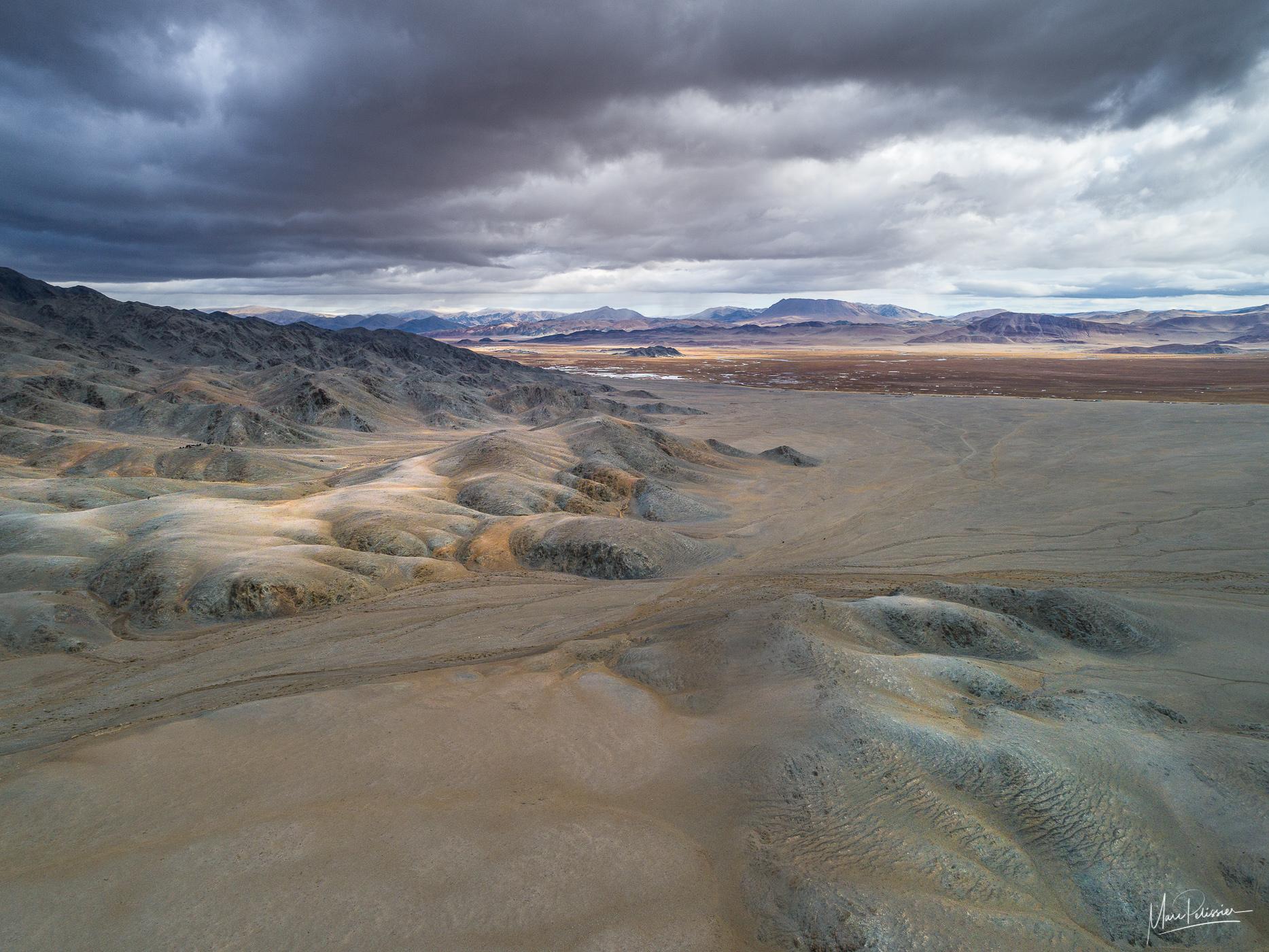 Altai landscape, Mongolia