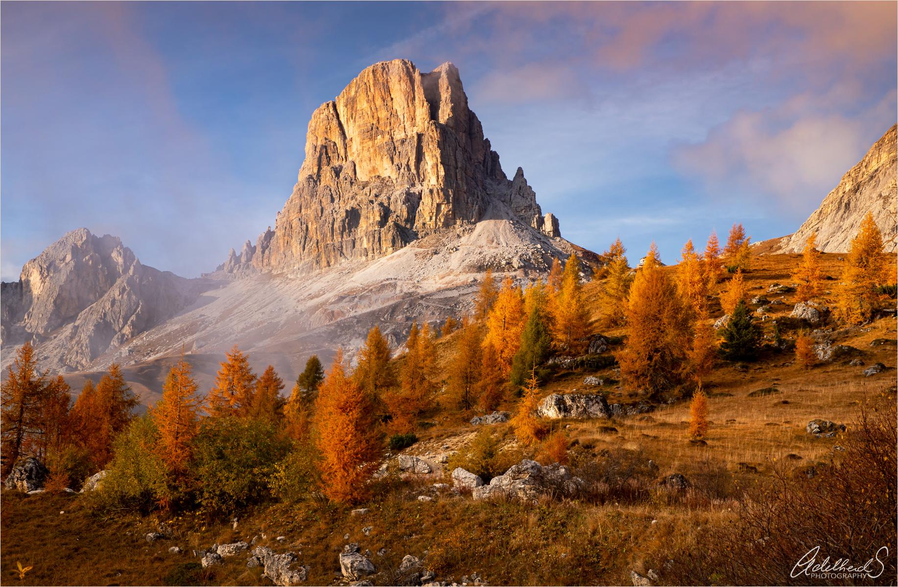 Averau Peak, Italy