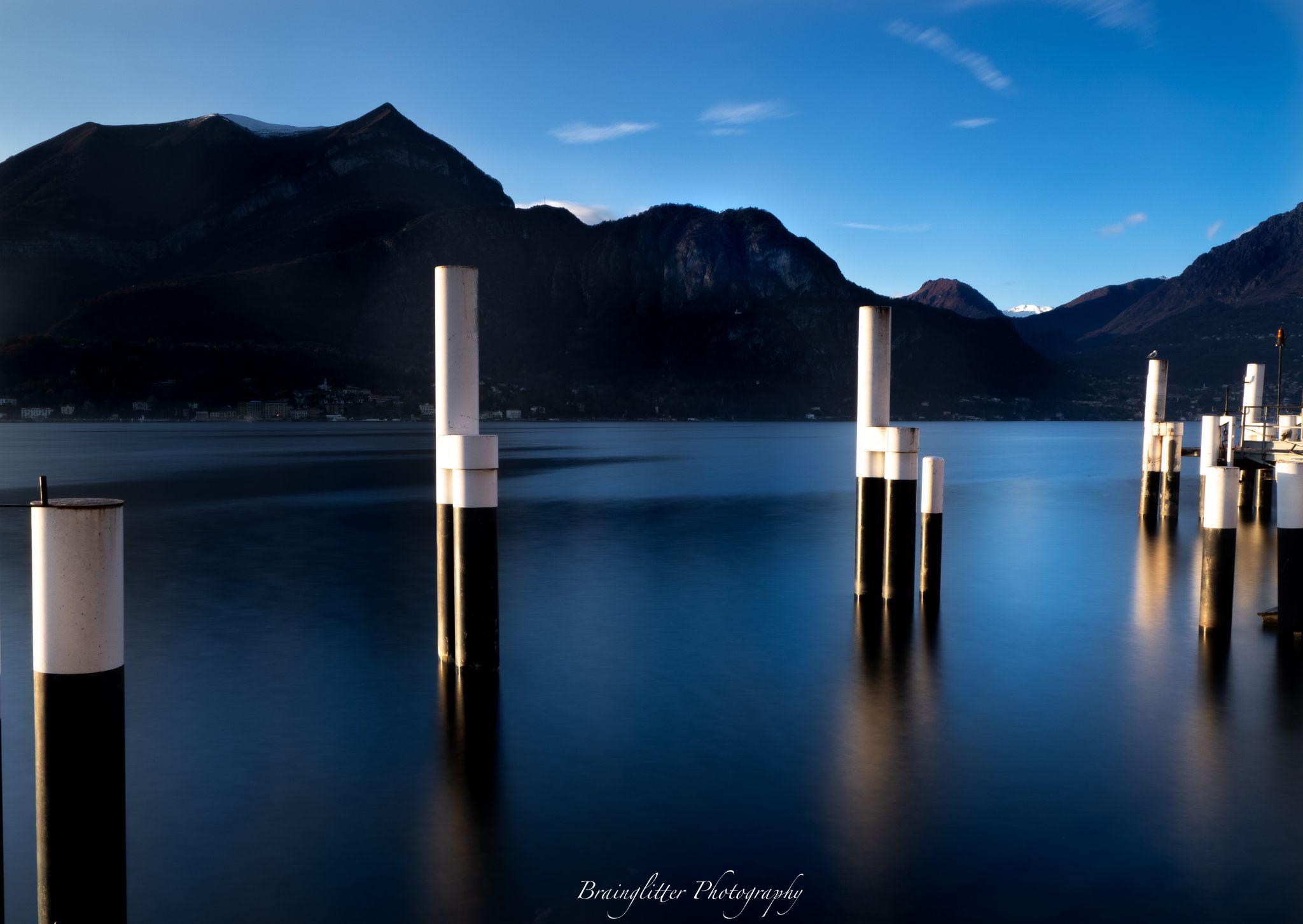 Bellago lake Como, Italy