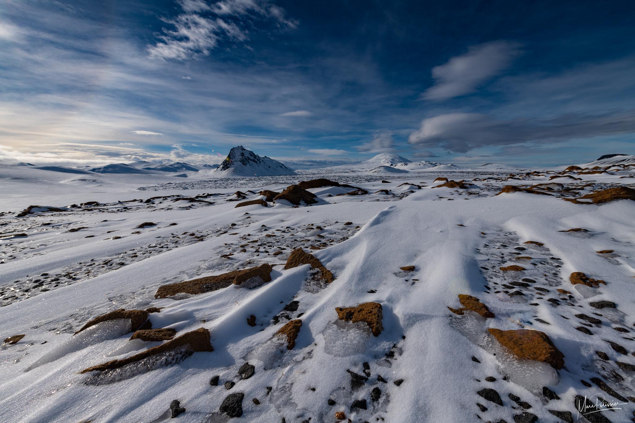 Between Hekla and Landmannalaugar, Iceland