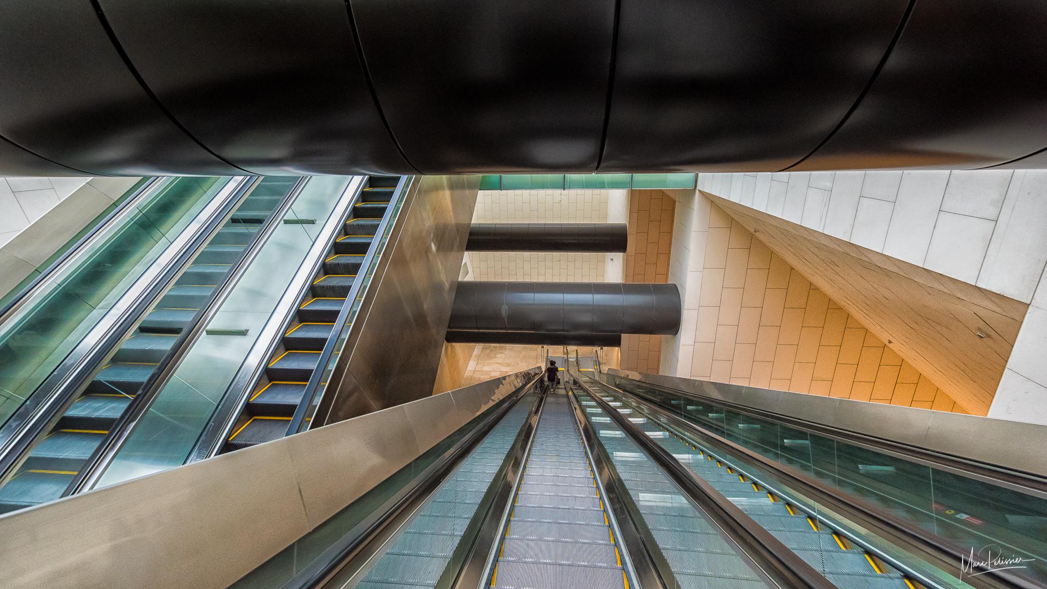 Bras Basah metro station, Singapore