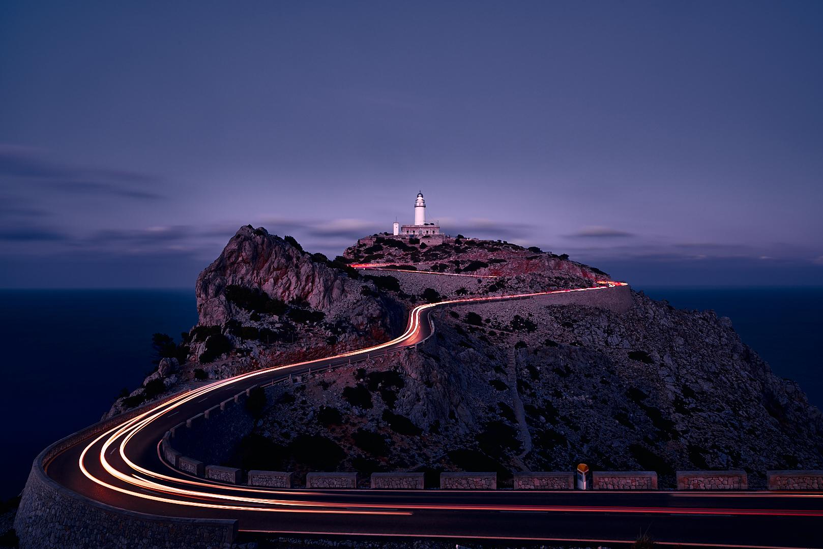 Cap de Formentor lighthouse, Spain