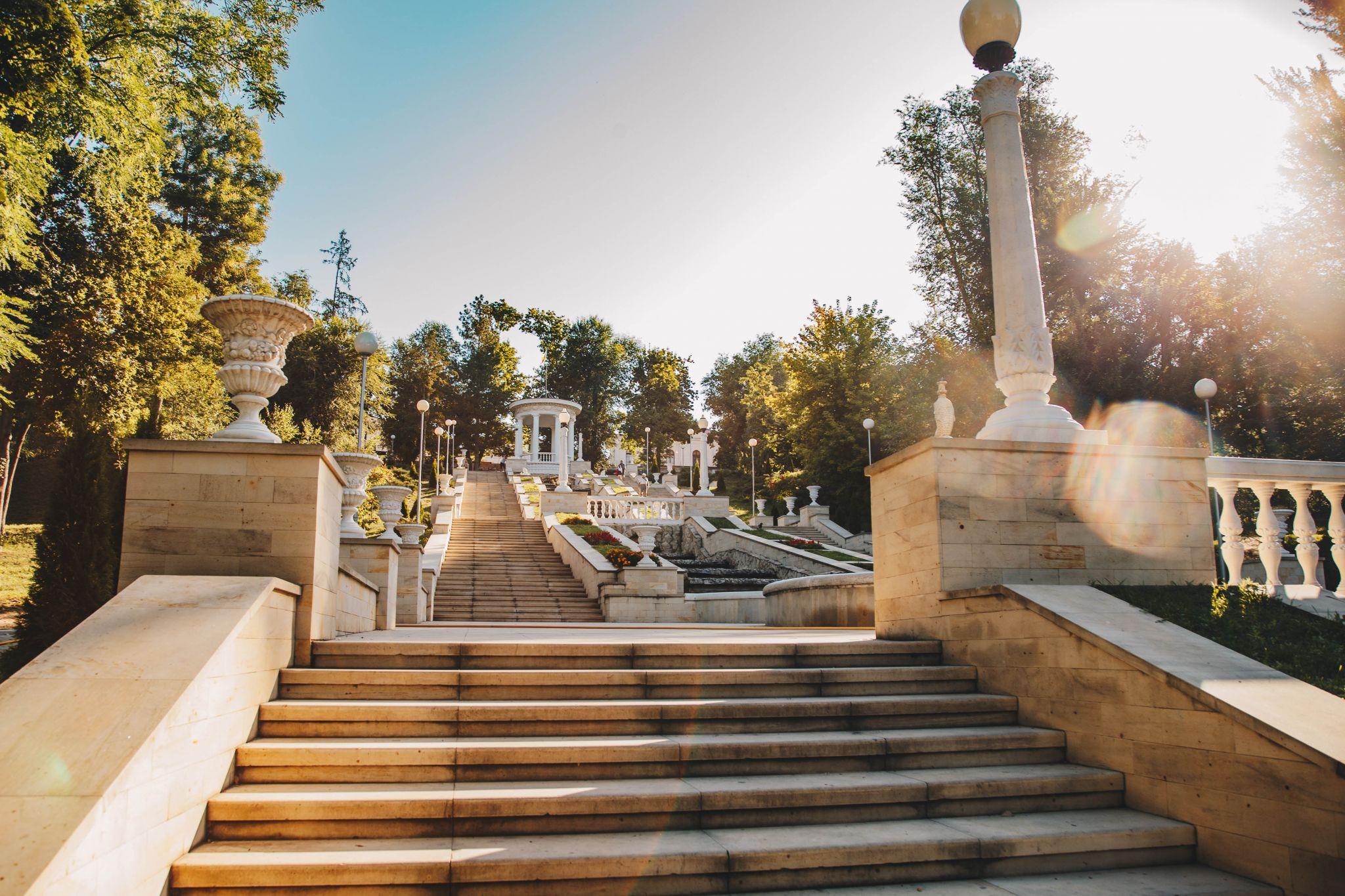 Cascade Steps, Moldova