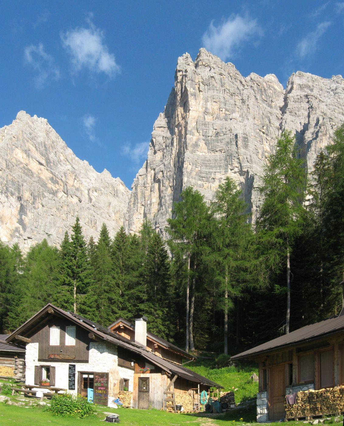 Casera di Bosconero, Italy