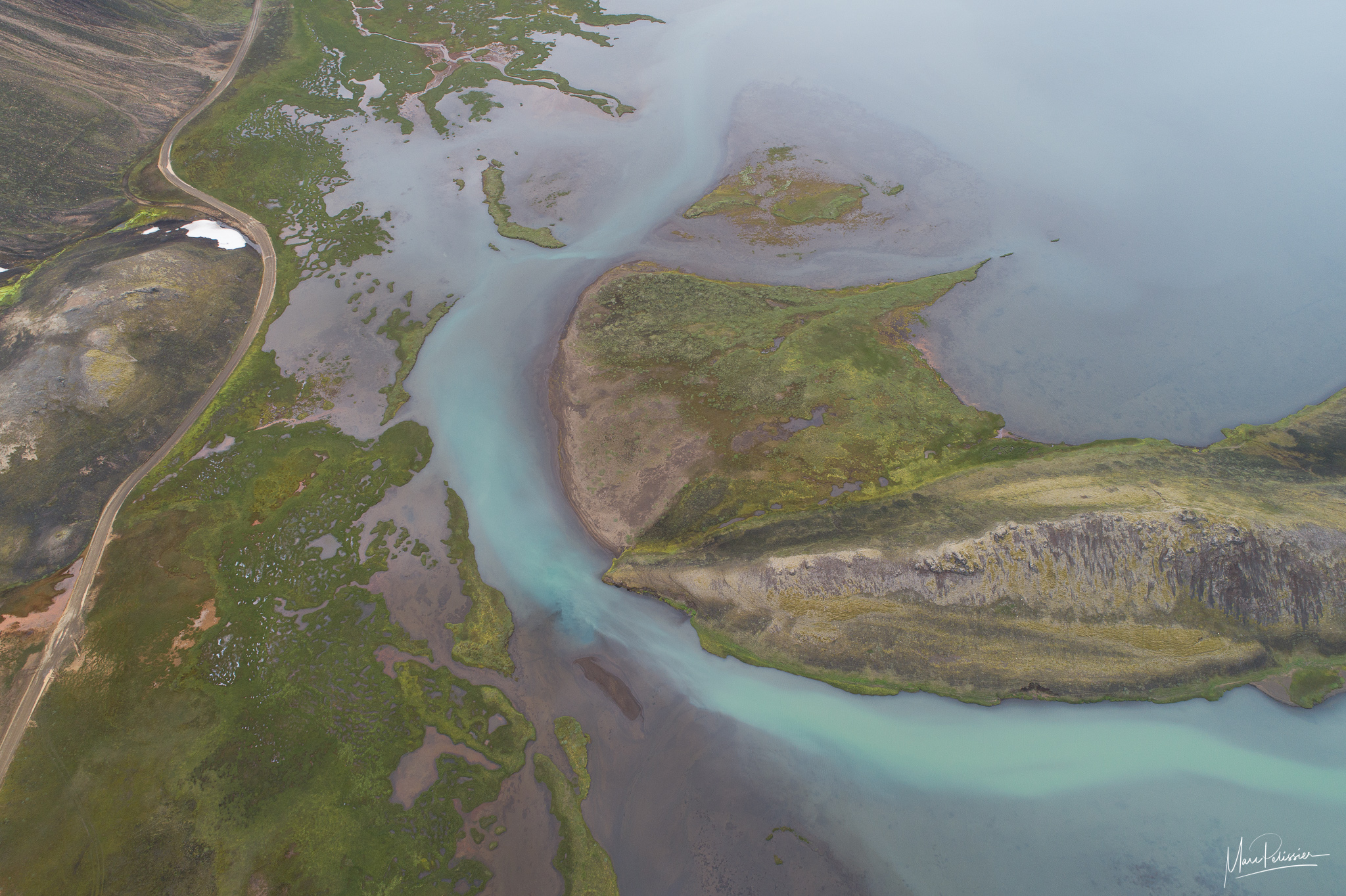 Fjallabaki river, Iceland
