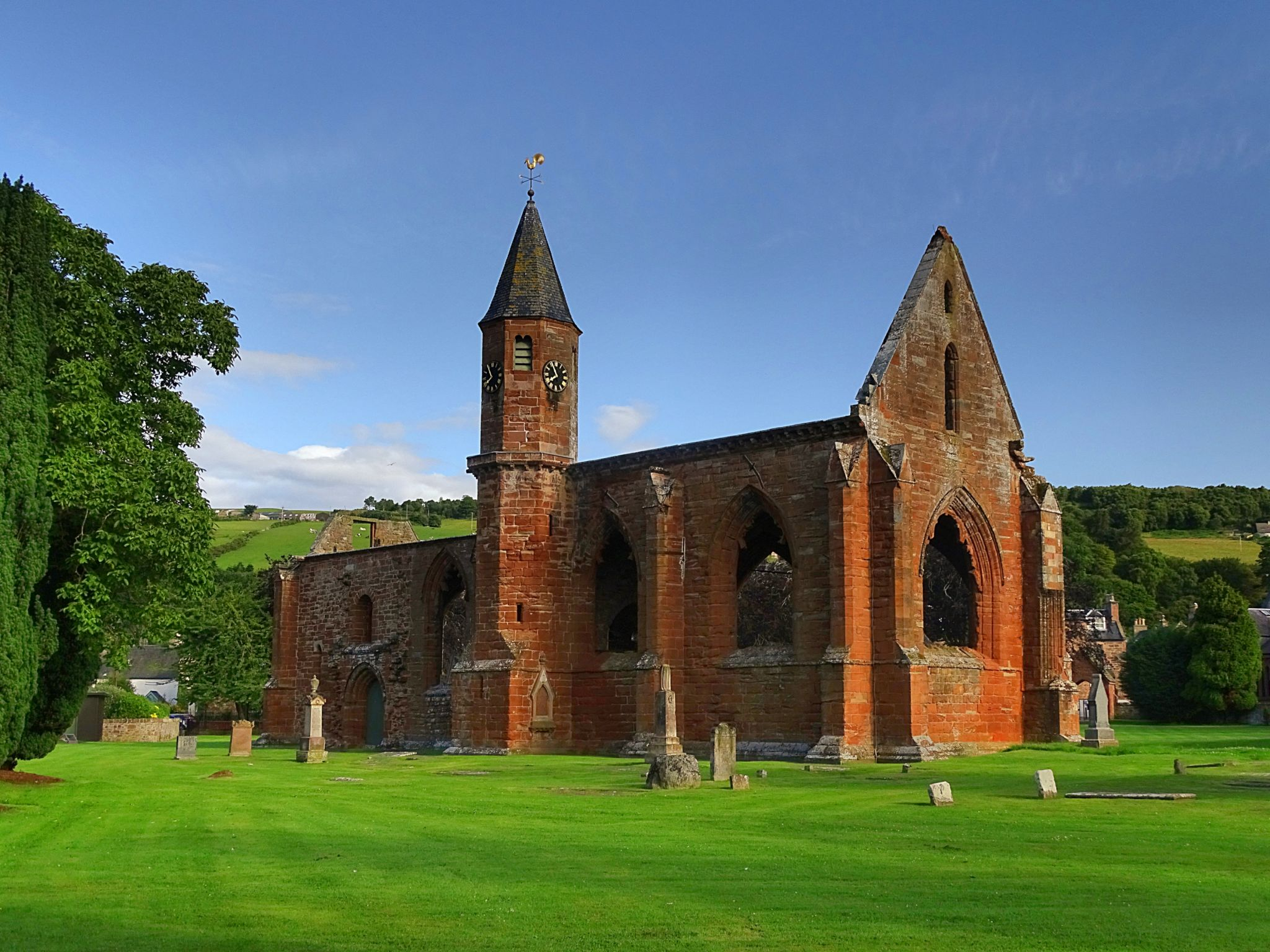 Fortrose Cathedral, United Kingdom