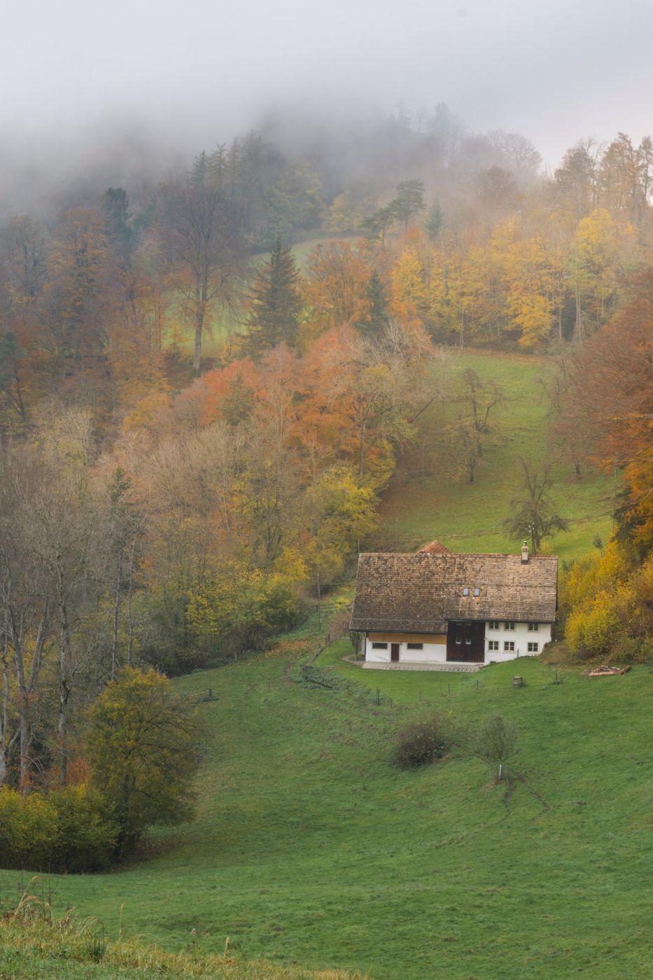 Gratstrasse, Switzerland