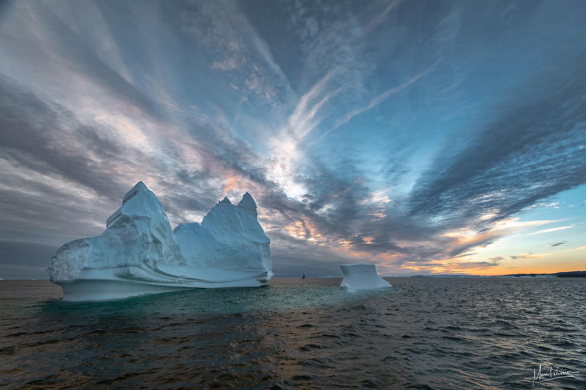 Greenland Claushavn bay, Greenland