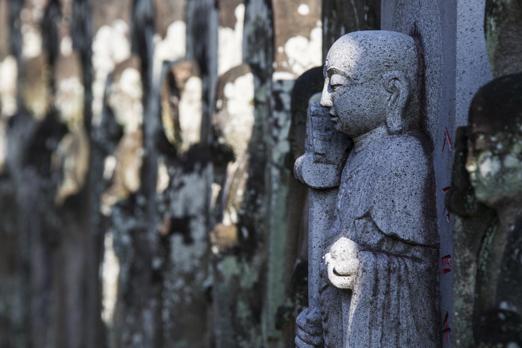 Jomyoin - Buddhist temple, Japan