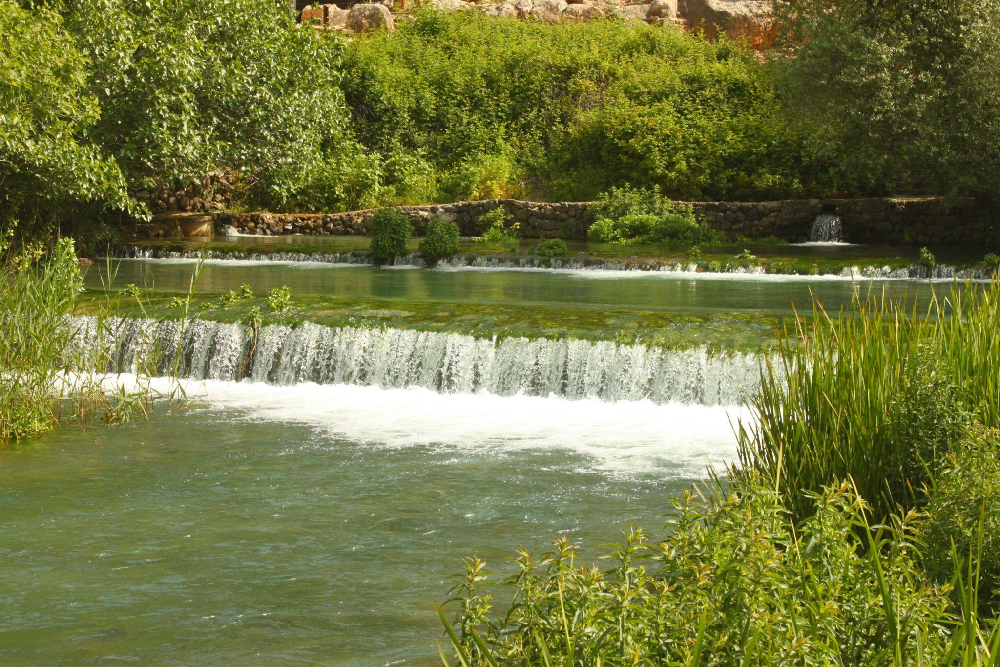 Jordanquelle, Israel