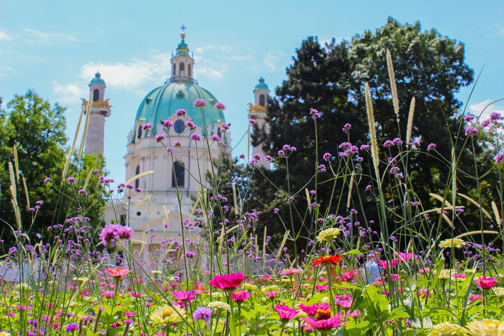 Karlskirche, Austria