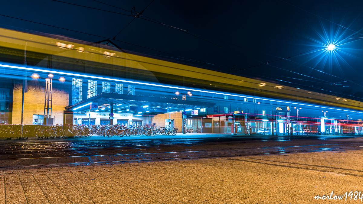 Karlsruhe Centralstation, Germany