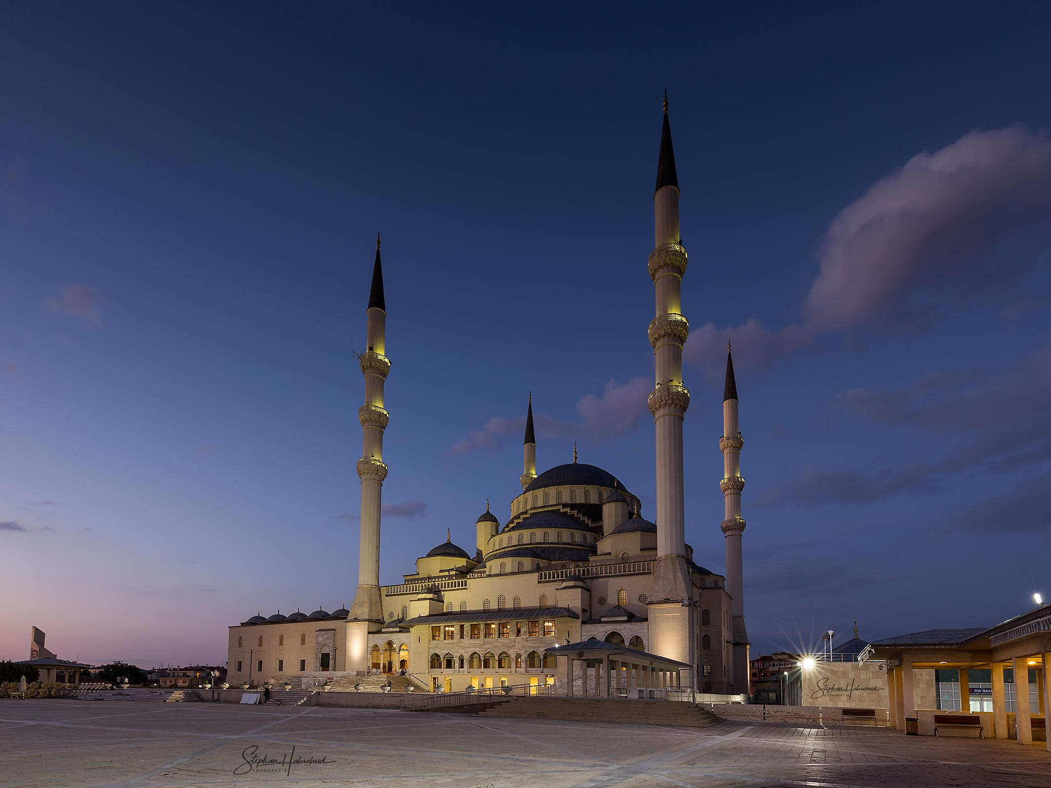 Kocatepe Mosque, Turkey