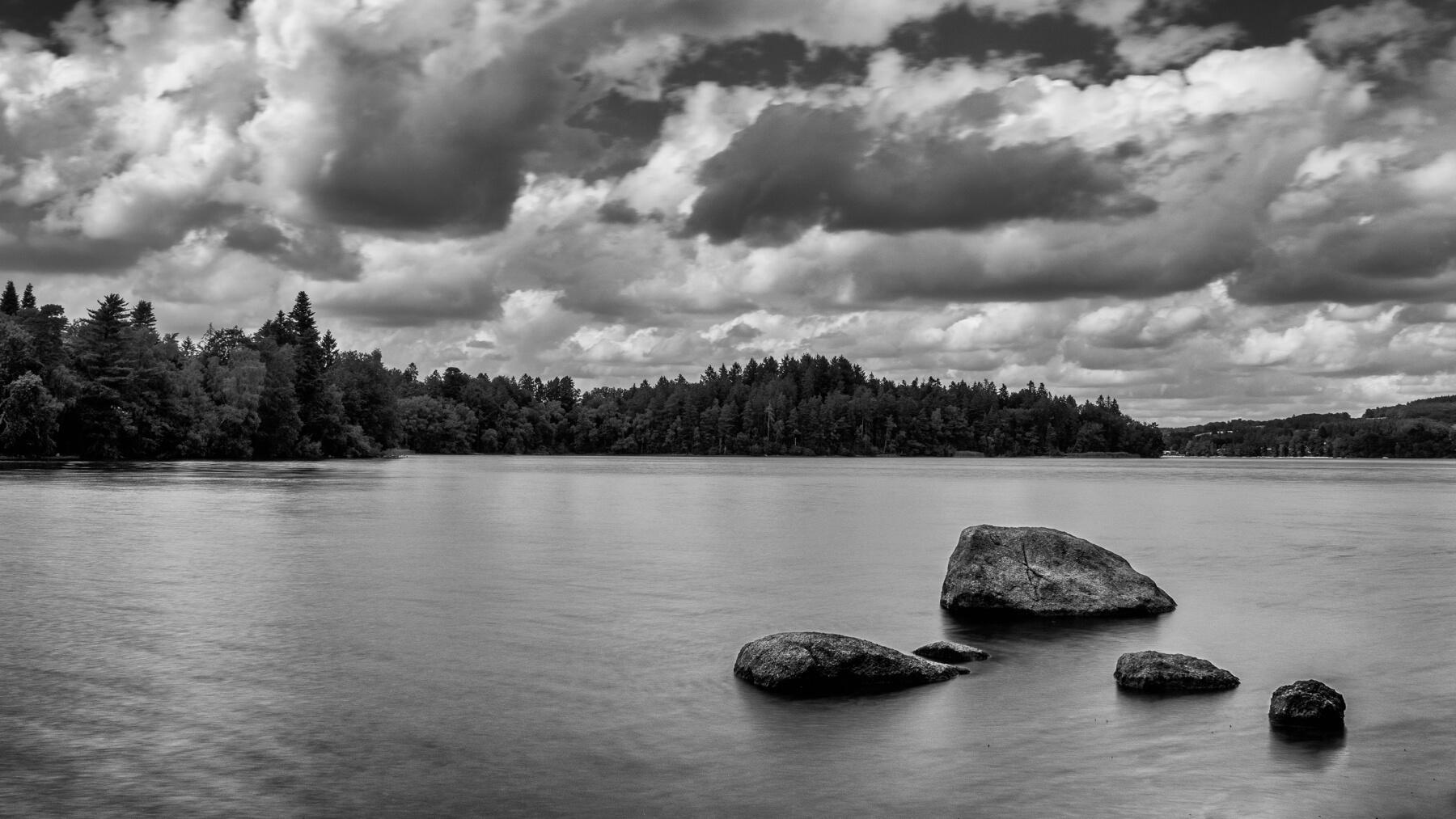 Lac des Settons, France