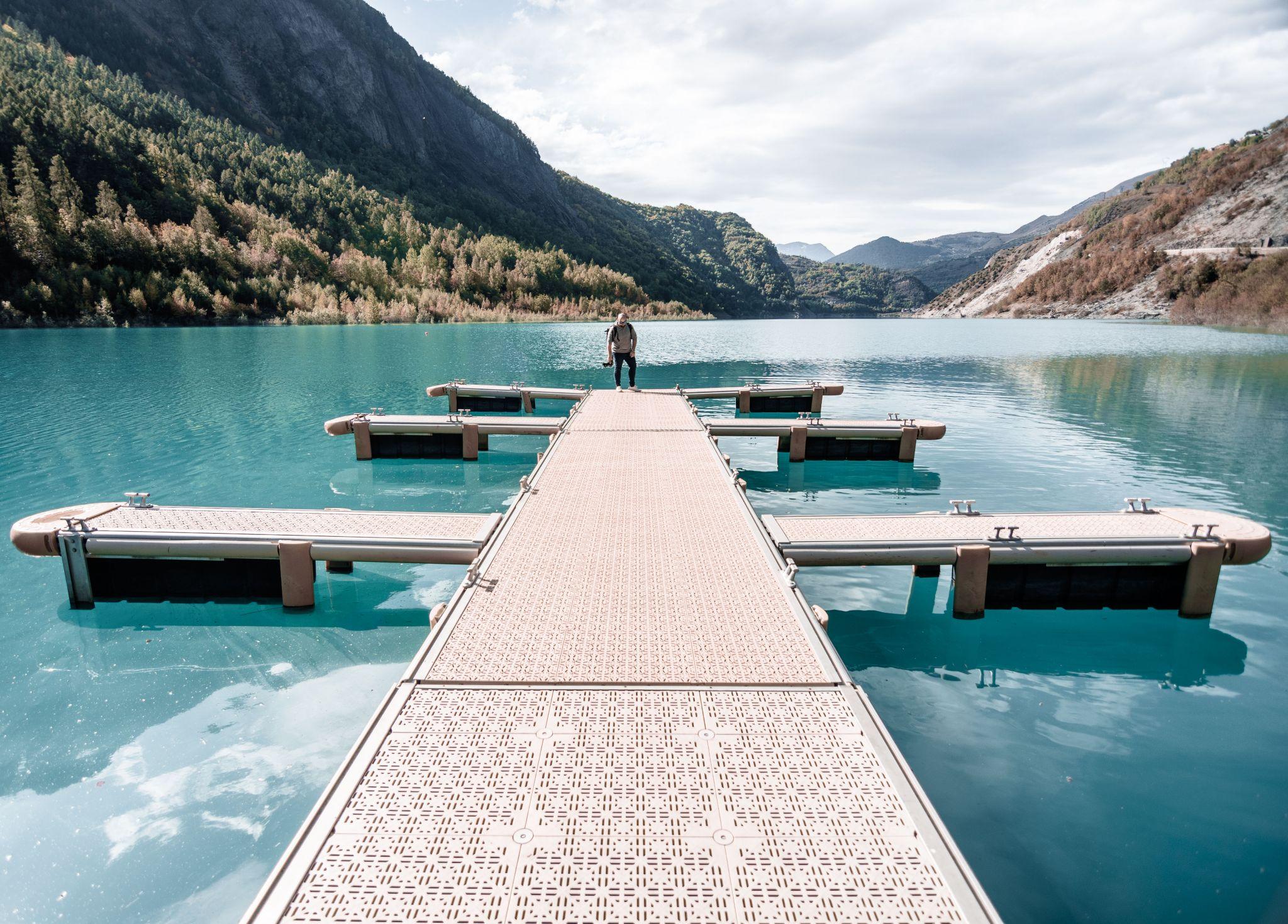 Lac Du Chambon, France