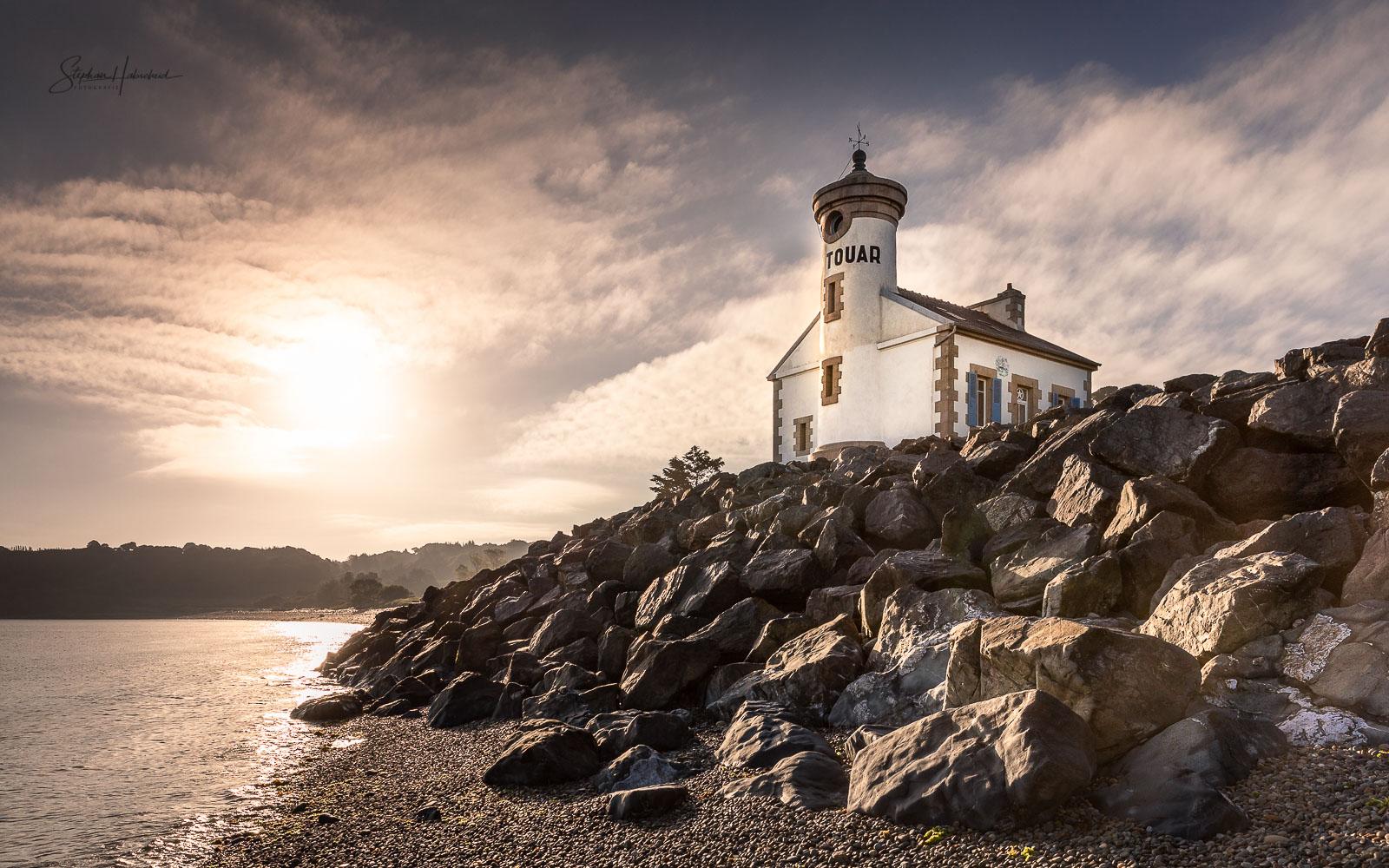 Lighthouse of Nantouar, France
