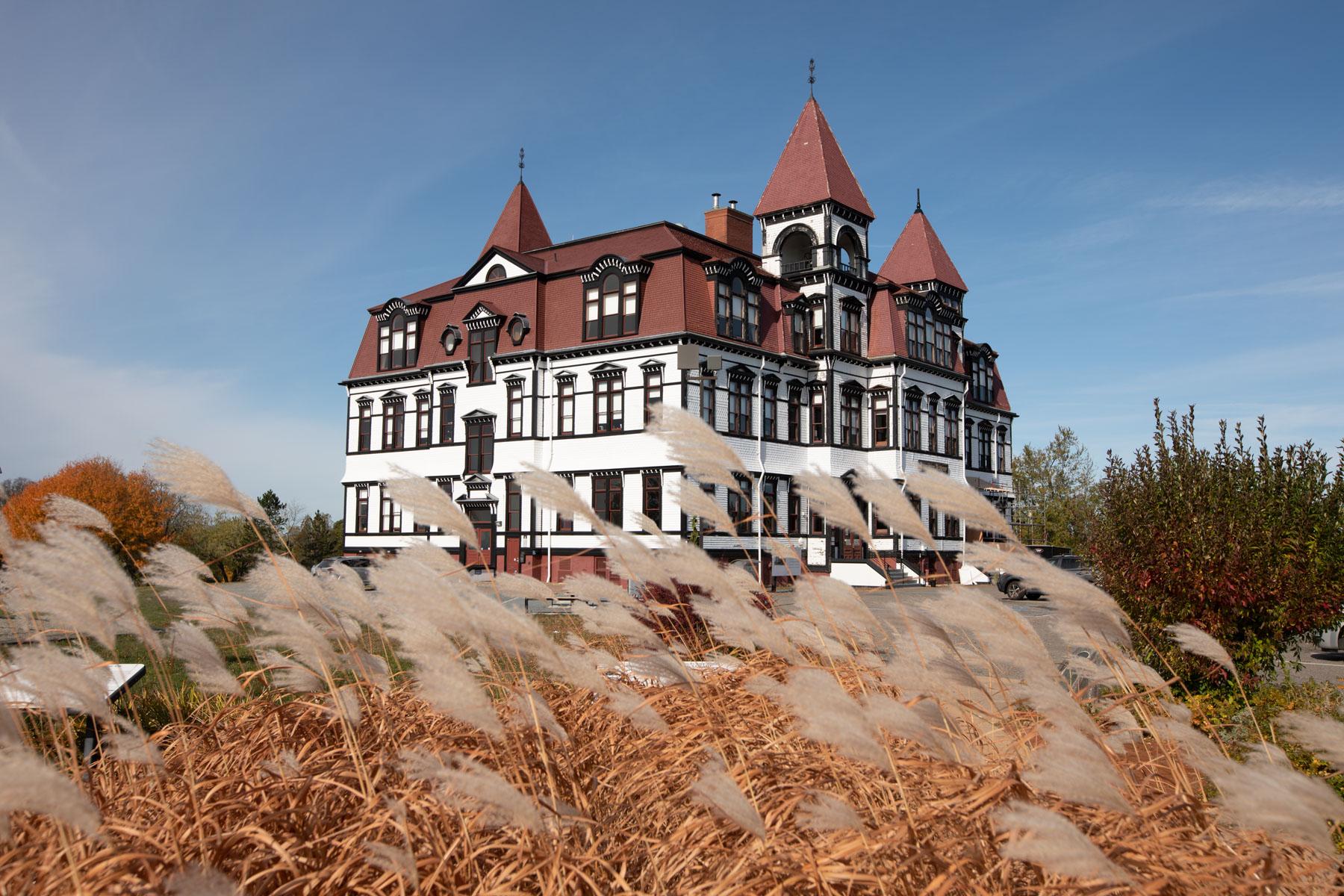 Lunenburg Academy, Nova Scotia, Canada