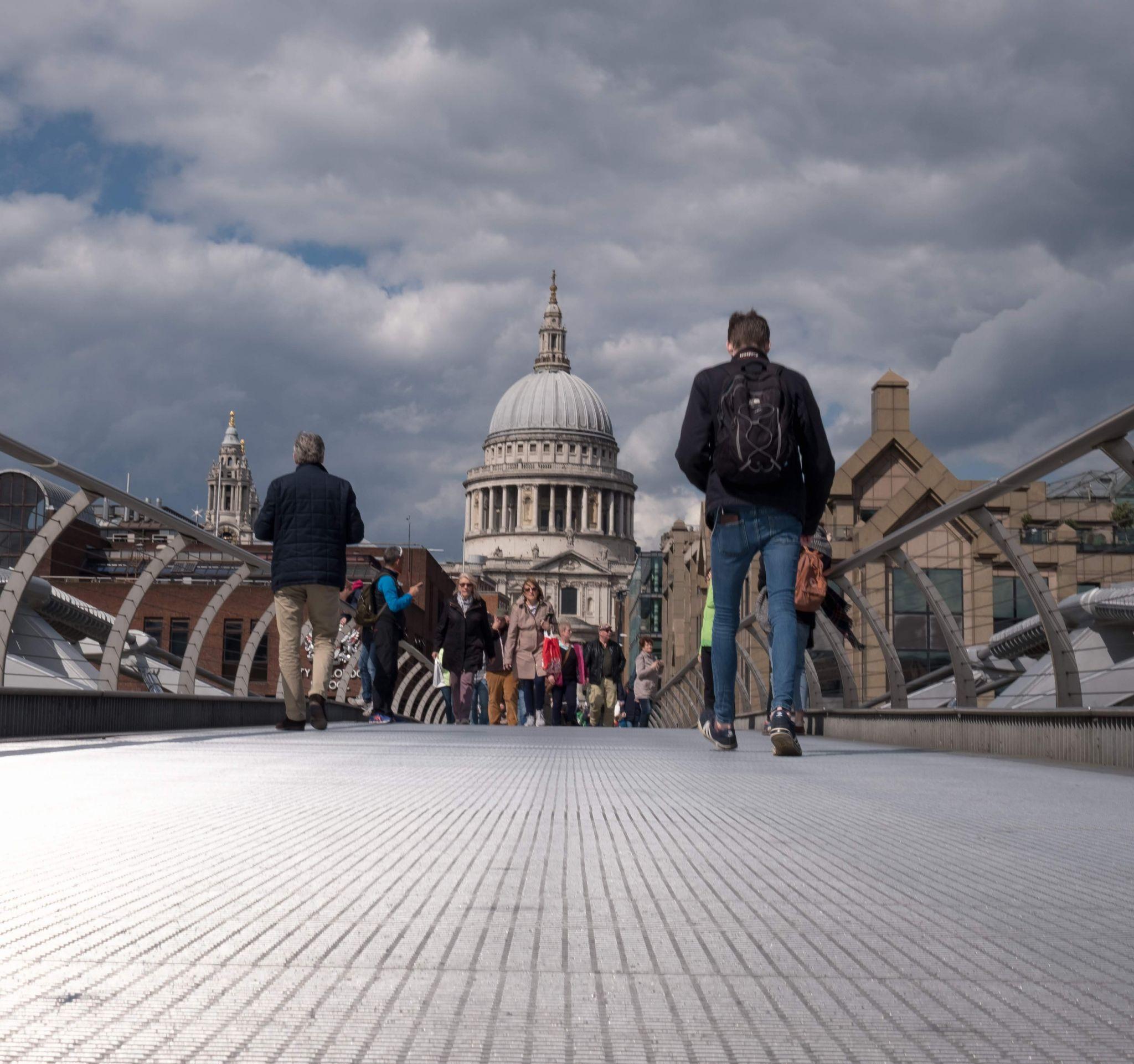Millenium Bridge, United Kingdom