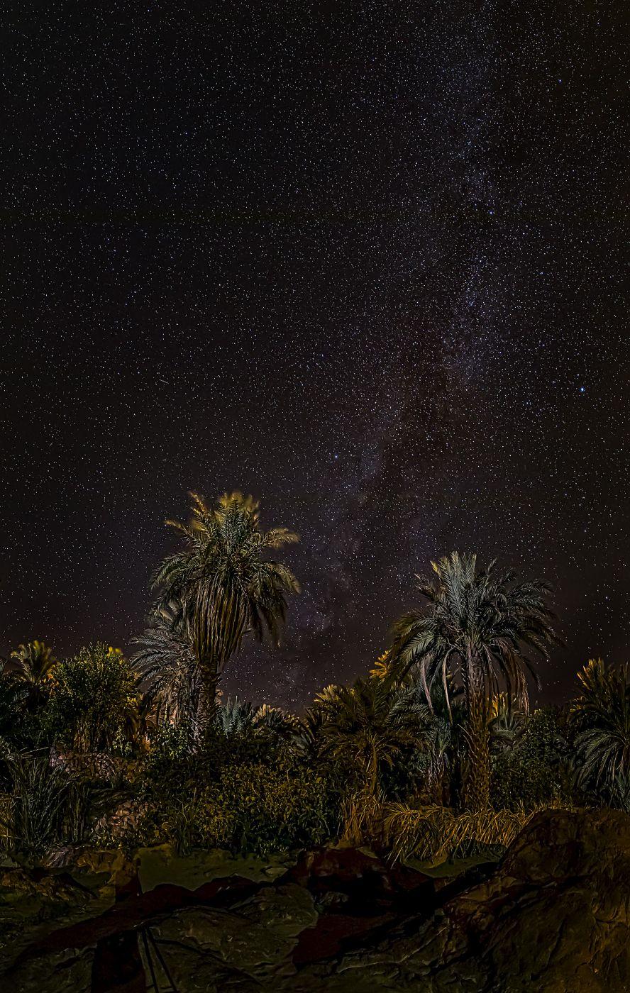 oasis fint, morocco, Morocco