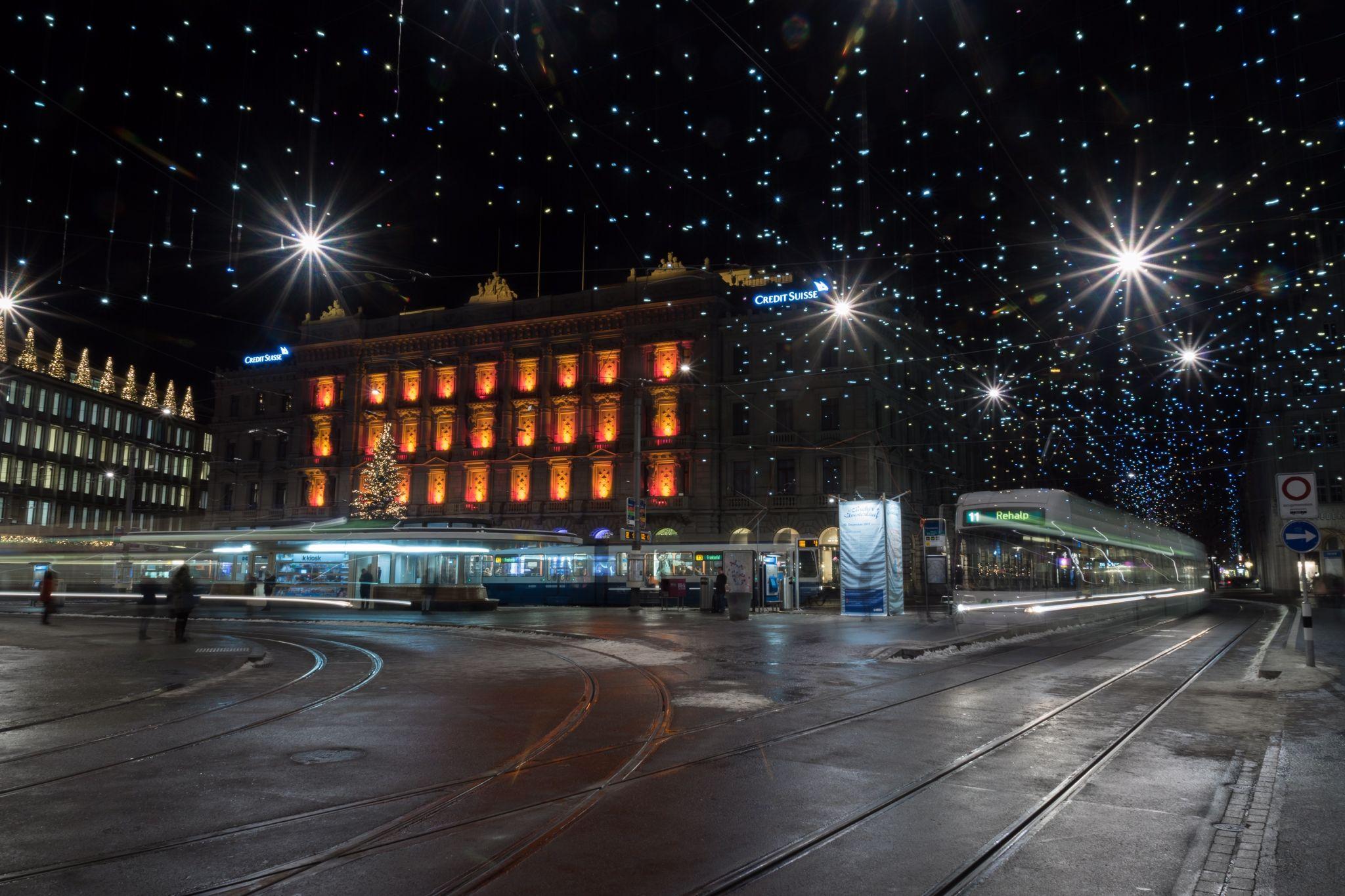 Paradeplatz, Switzerland