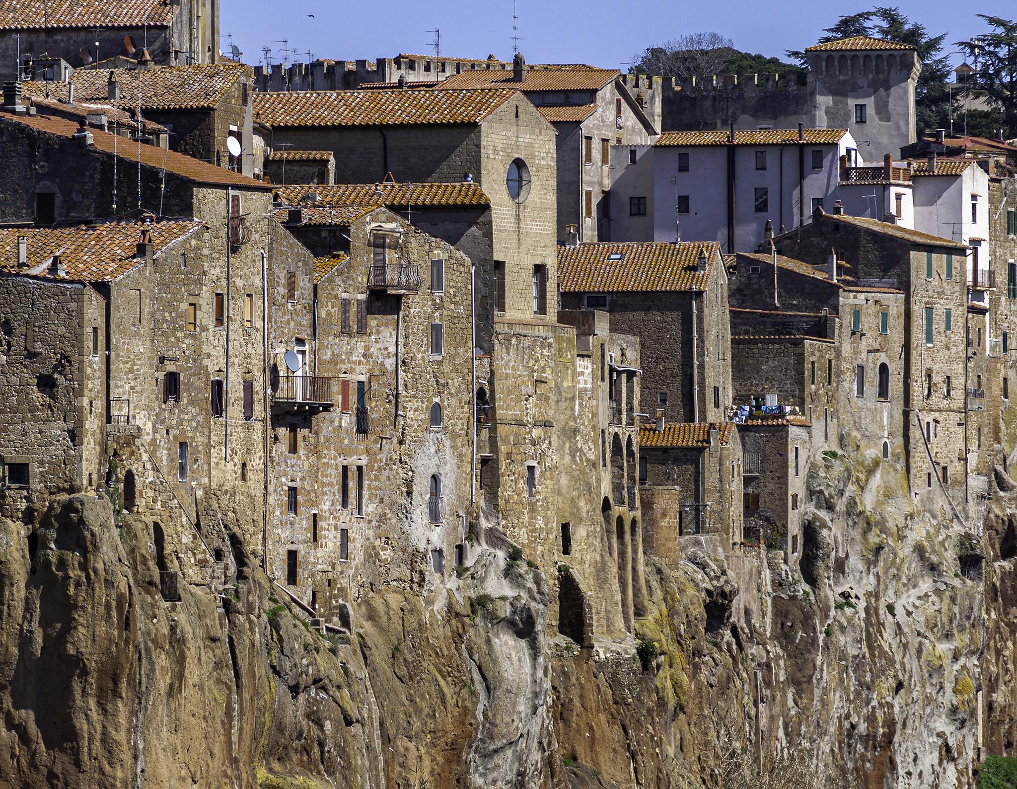 Pitigliano, Italy, Italy
