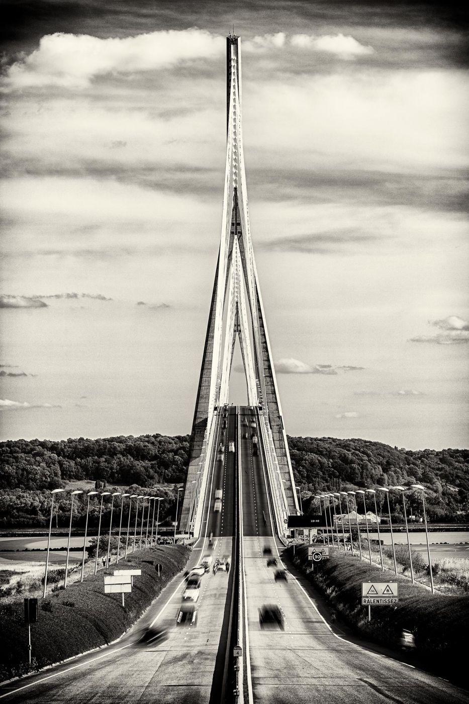 Pont de Normandy, France