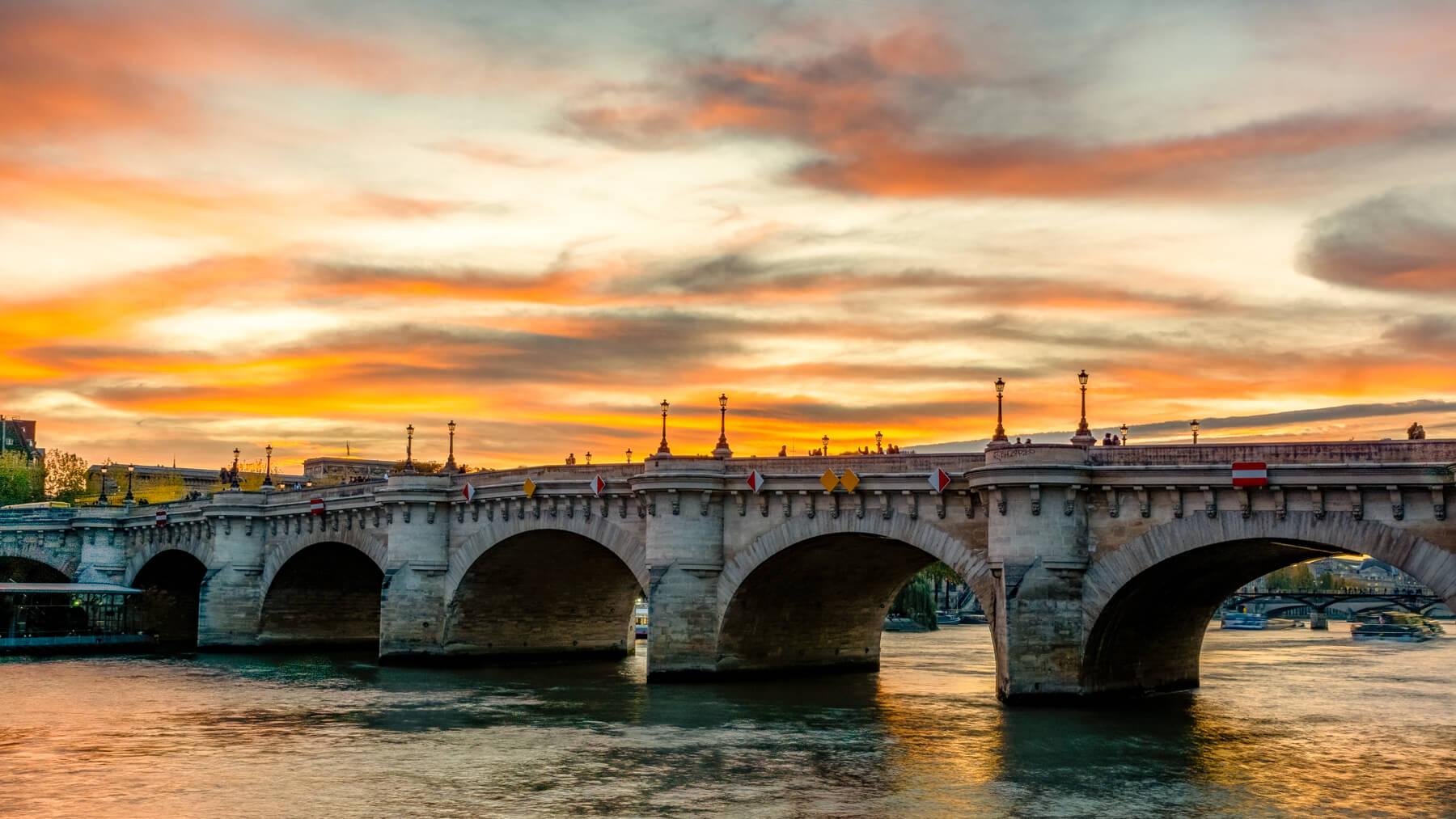 Pont Neuf, France