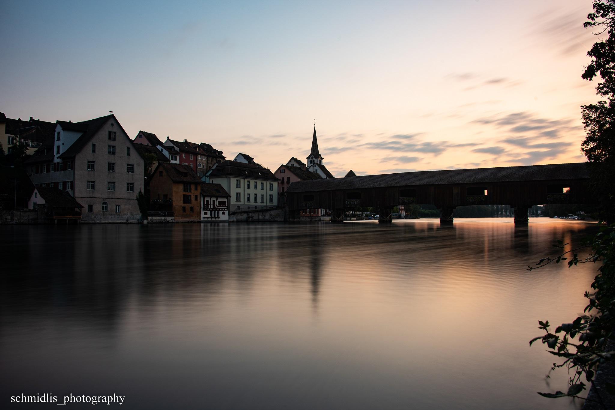 Rhein bei Diessenhofen, Germany