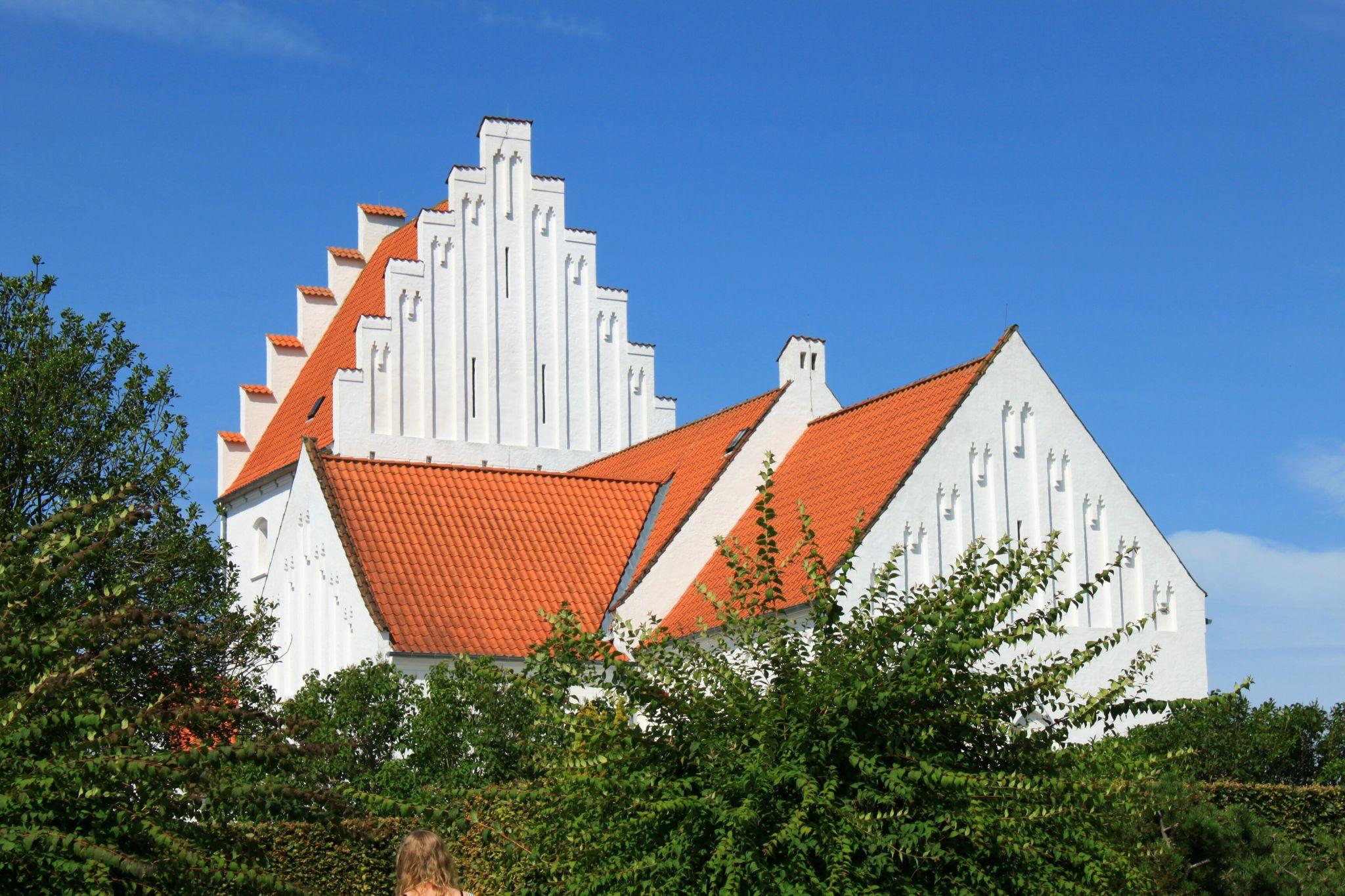 Rinkenaes Korskirke, Denmark