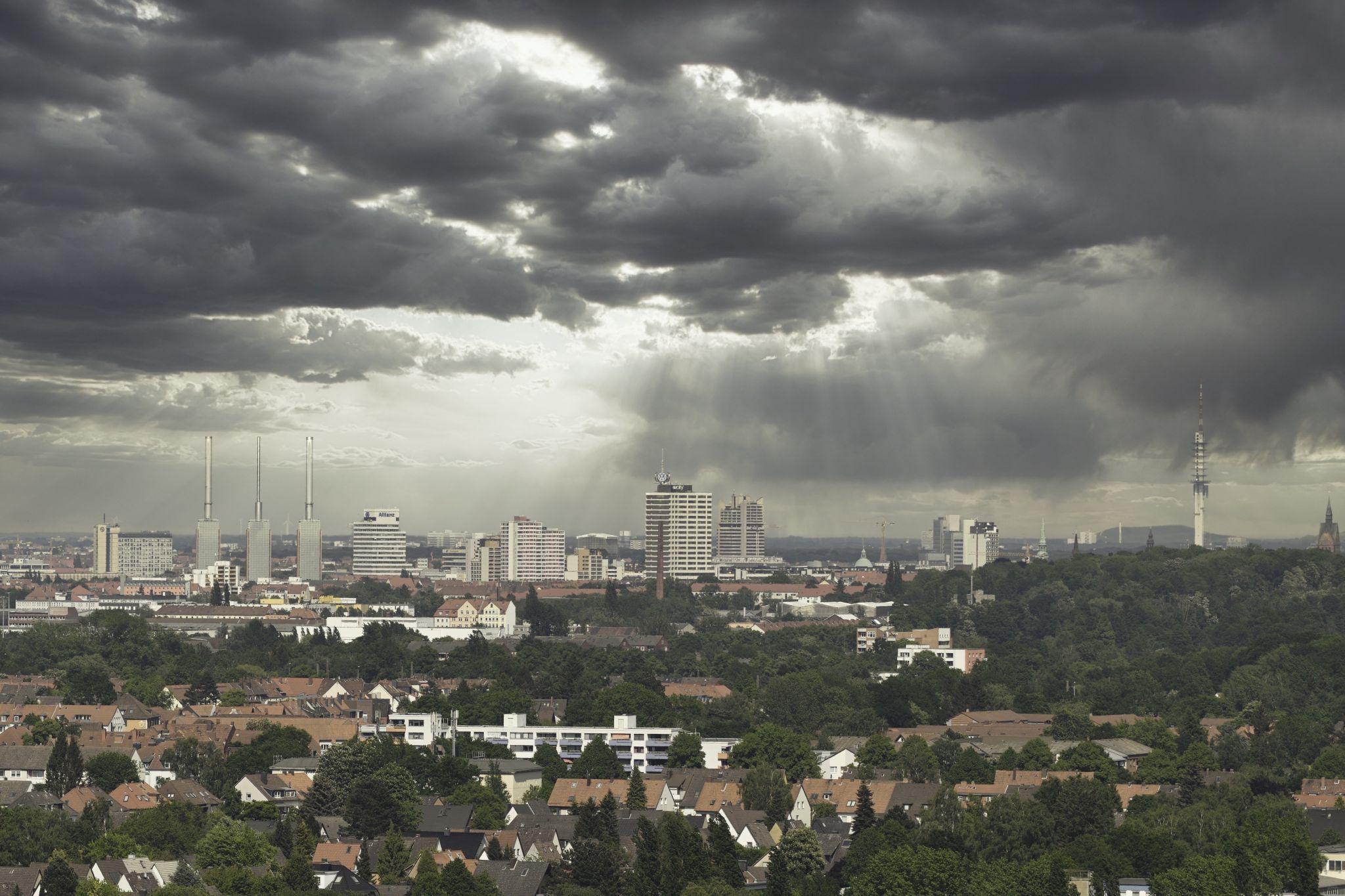 Skyline Hannover, Germany