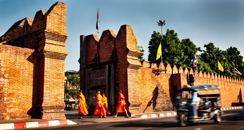 Ta Pae Gate, Thailand
