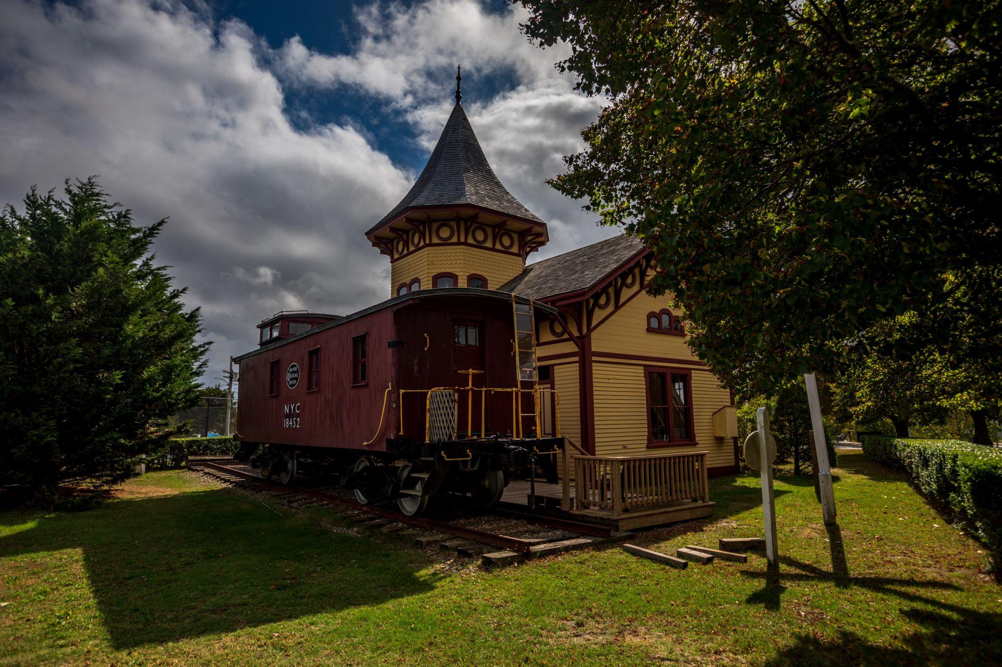 The Chatham Railroad Museum Massachusetts, USA