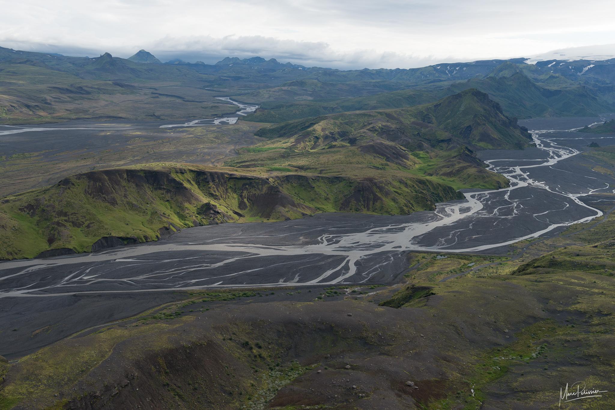 Thorsmok valley, Iceland